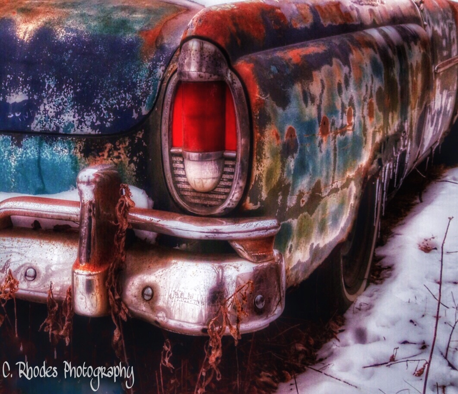 Cold Rust by Charlie Rhodes