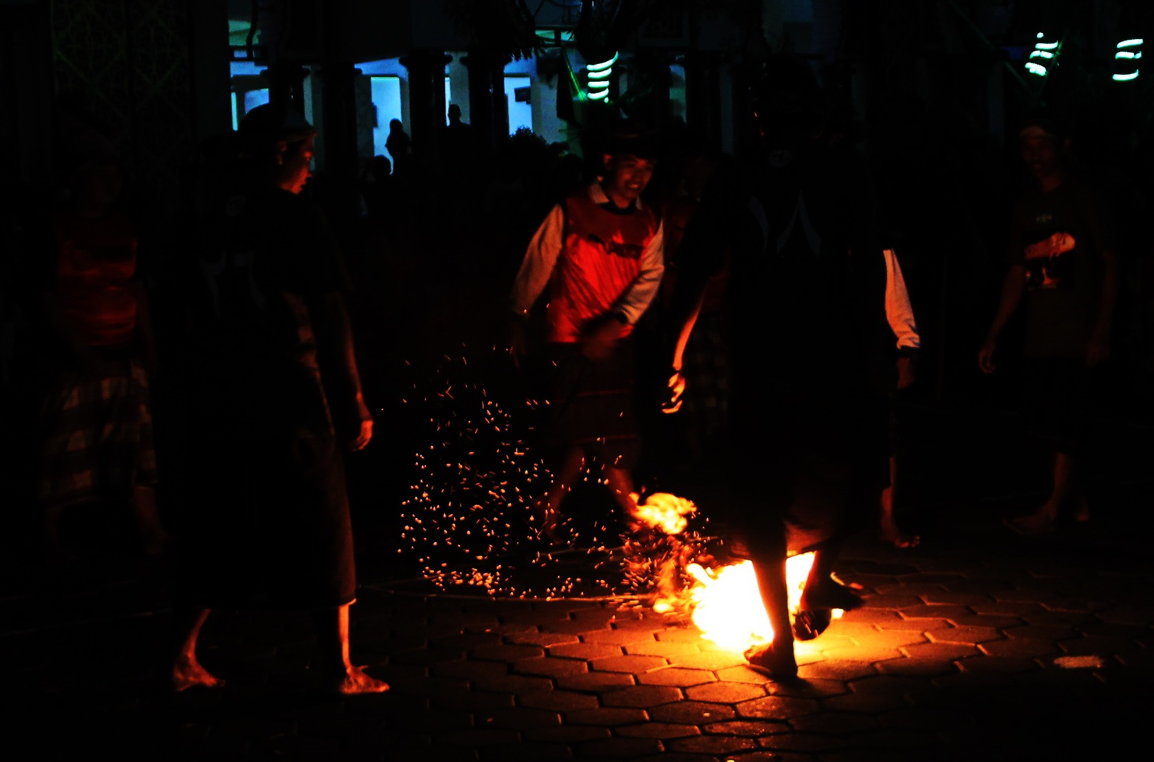 fire football by Omah Semoet