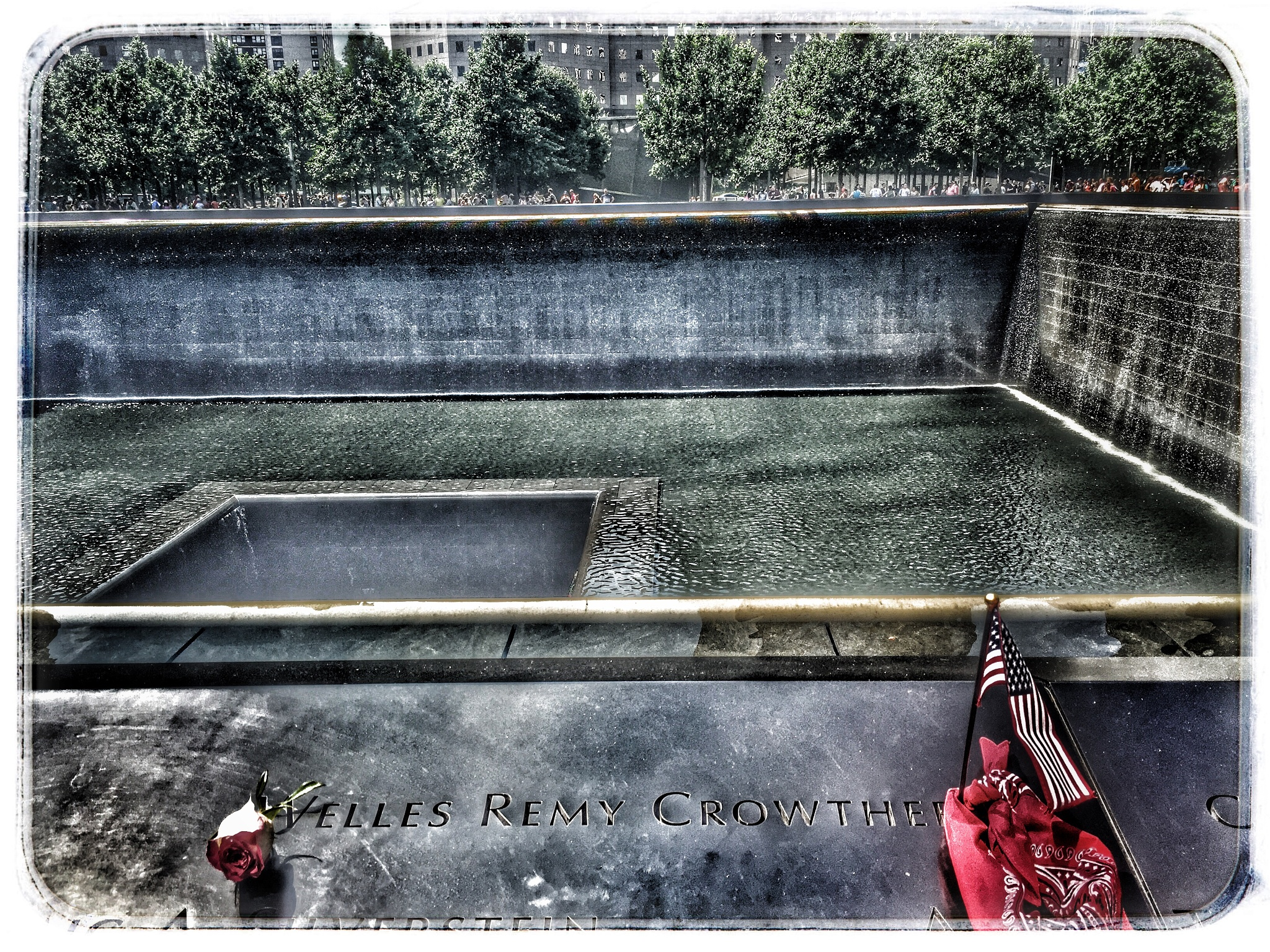 911 memorial  by pr_photoman