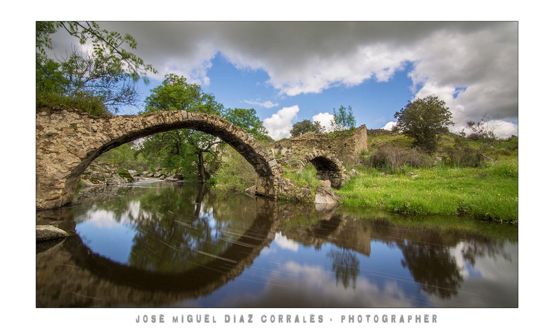 El puente del molino by Josemigueldiazcorrales
