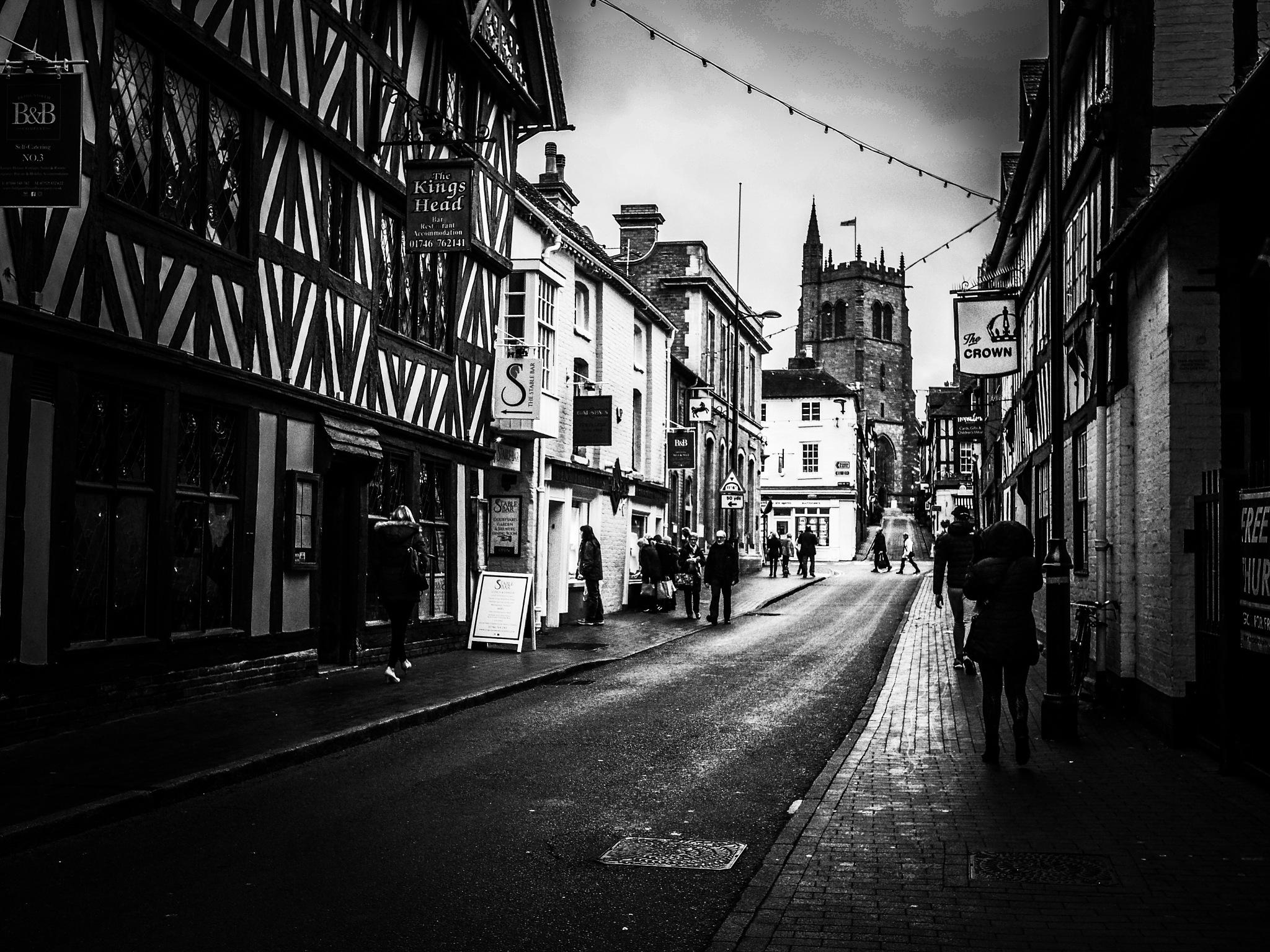 Street by Alan Turley