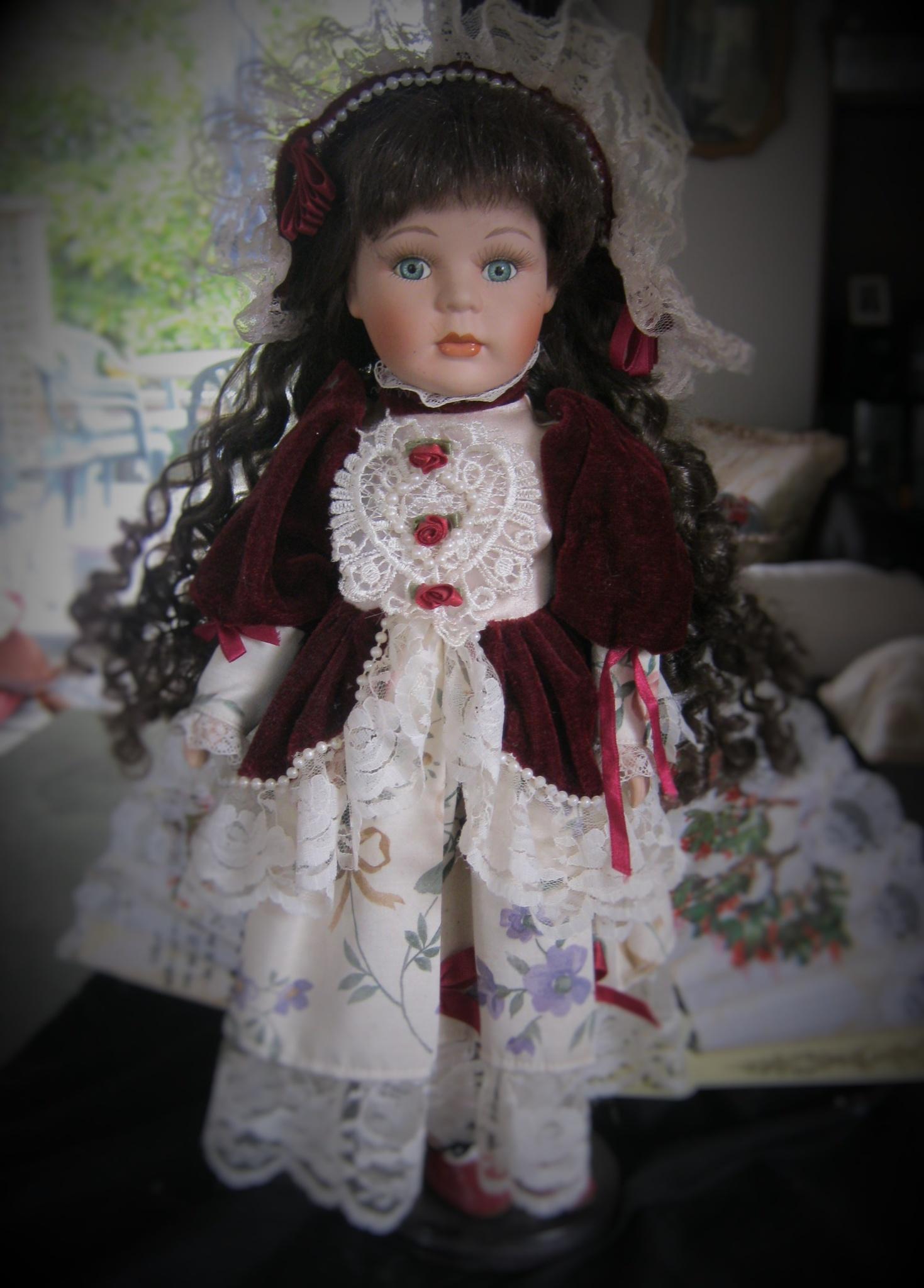 Doll by Michele  Stewart