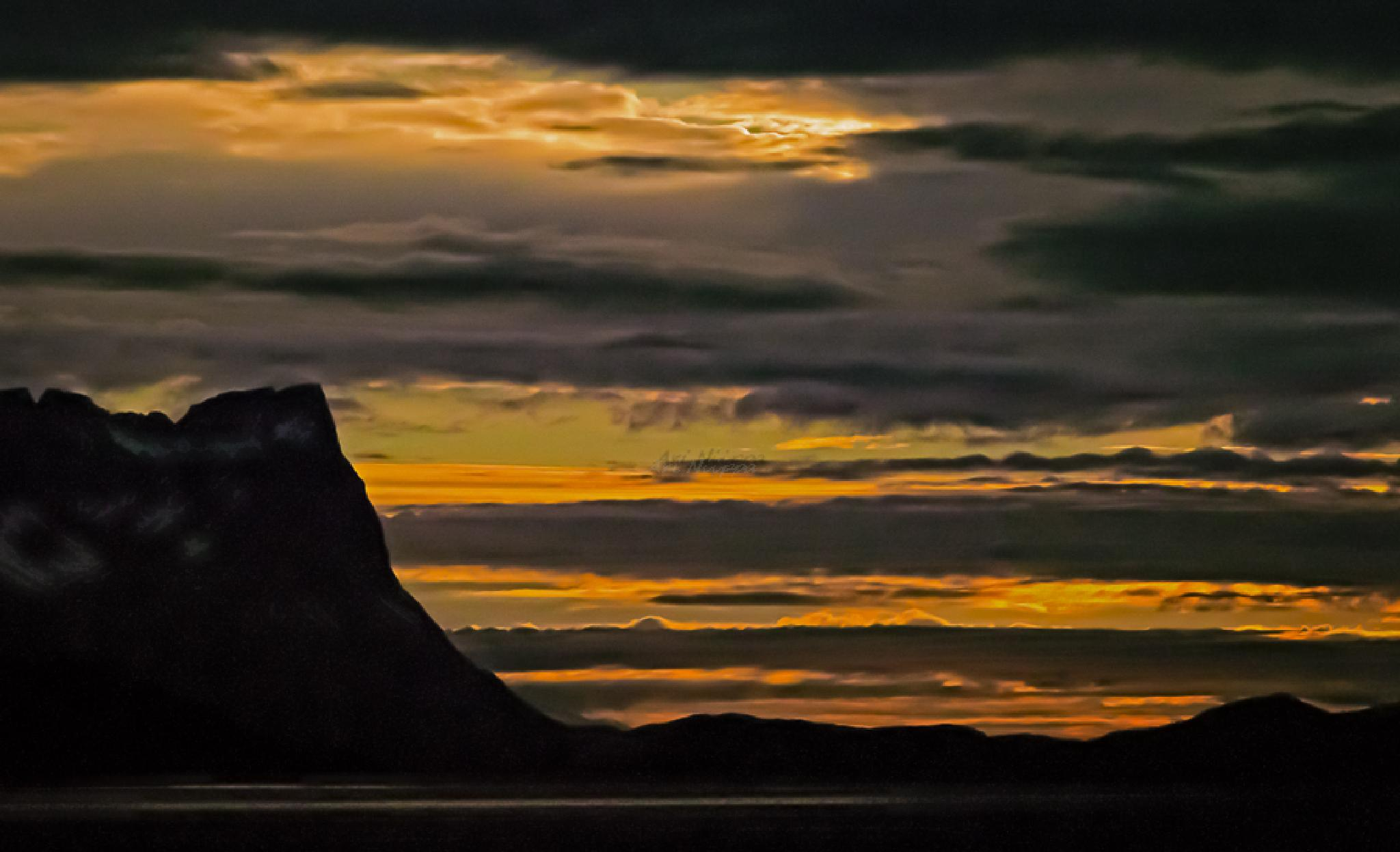 Photo in Landscape #varanger peninsula #varangi #arctic ocean