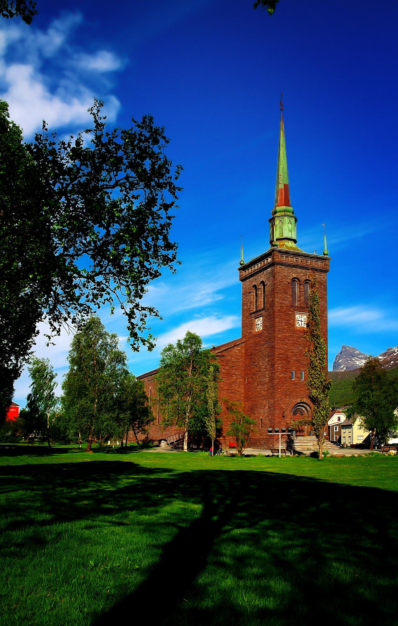 Church of desire by John Frost-bite Slettjord