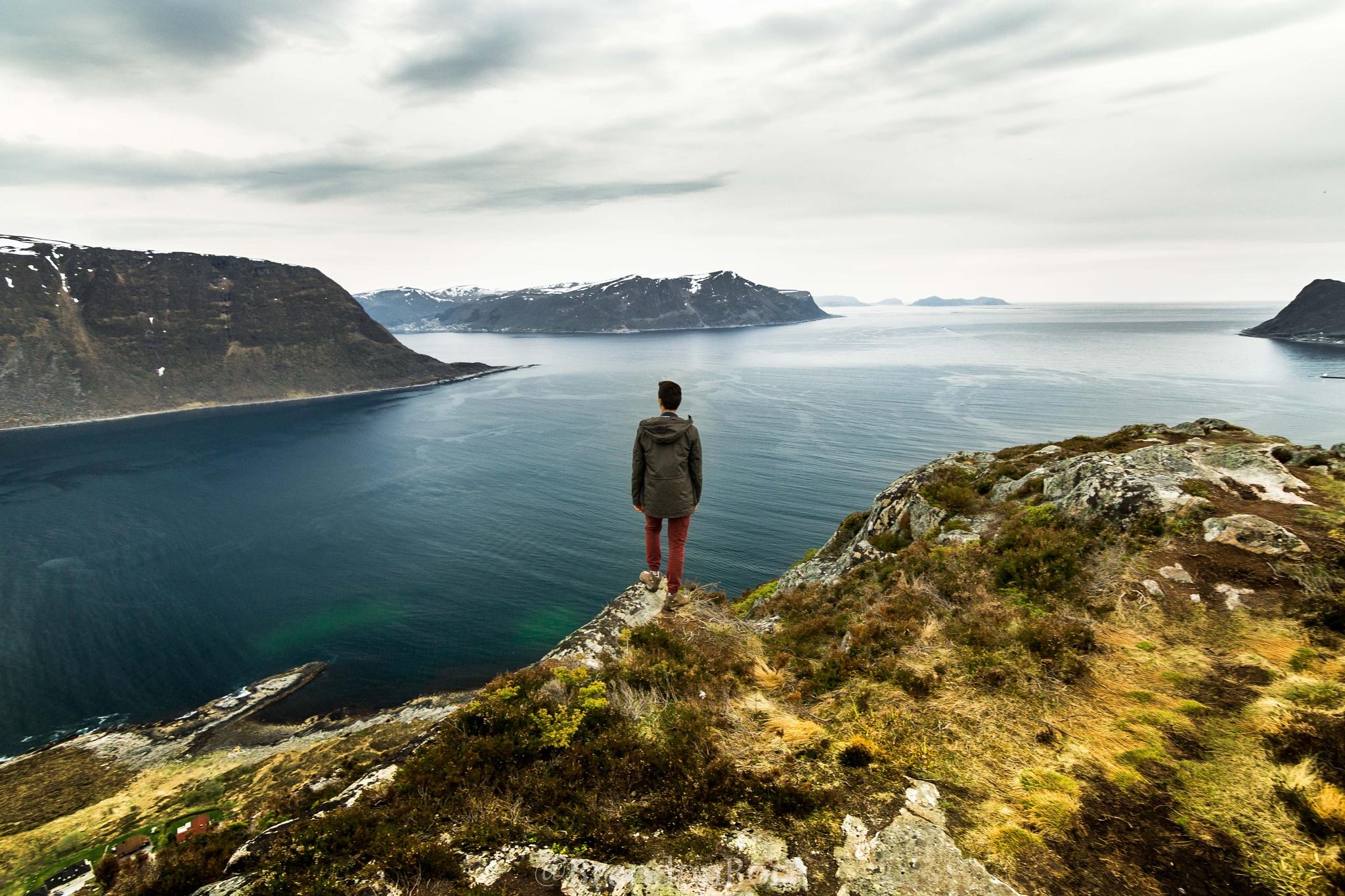 Photo in Travel #landscape #nature #travel #explore #adventure #norway
