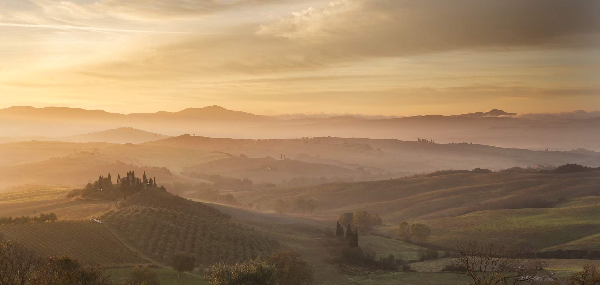 Dawn over the Belvedere by SteveOh