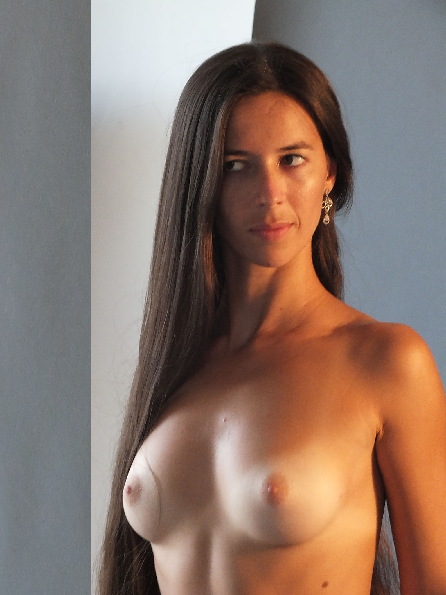 nude look by Alon Levit