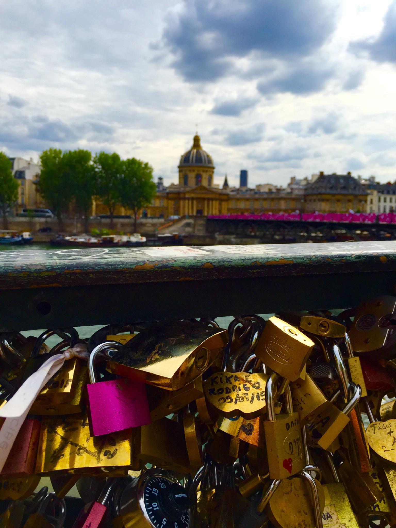 Paris, je t'aime by RoarPhoto