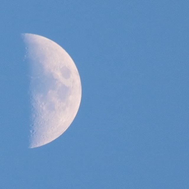Sunset on the moon by RoarPhoto