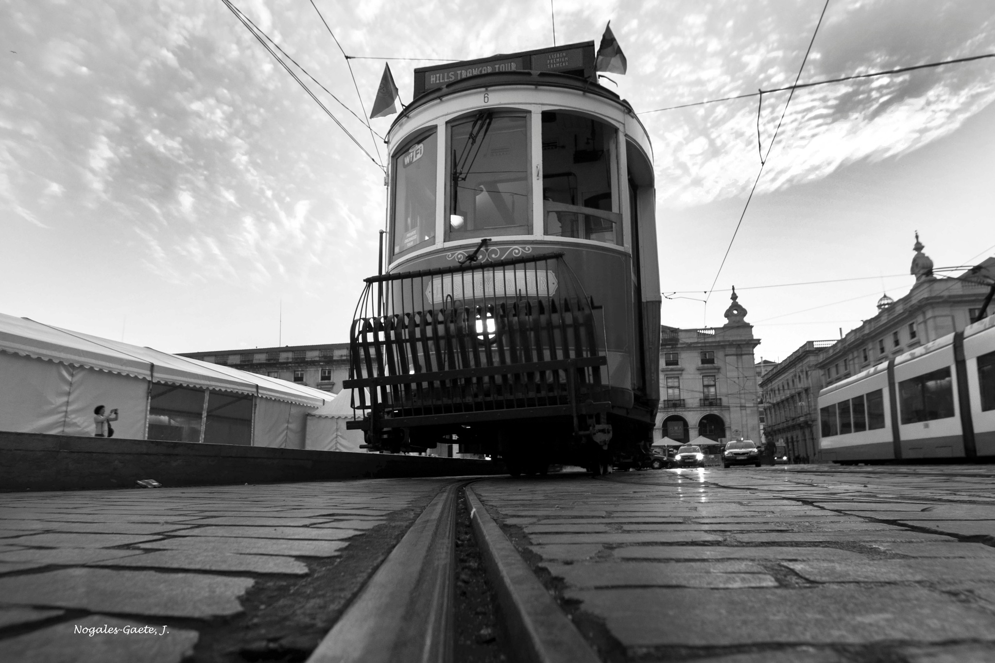 Lisboa by Jorge Nogales