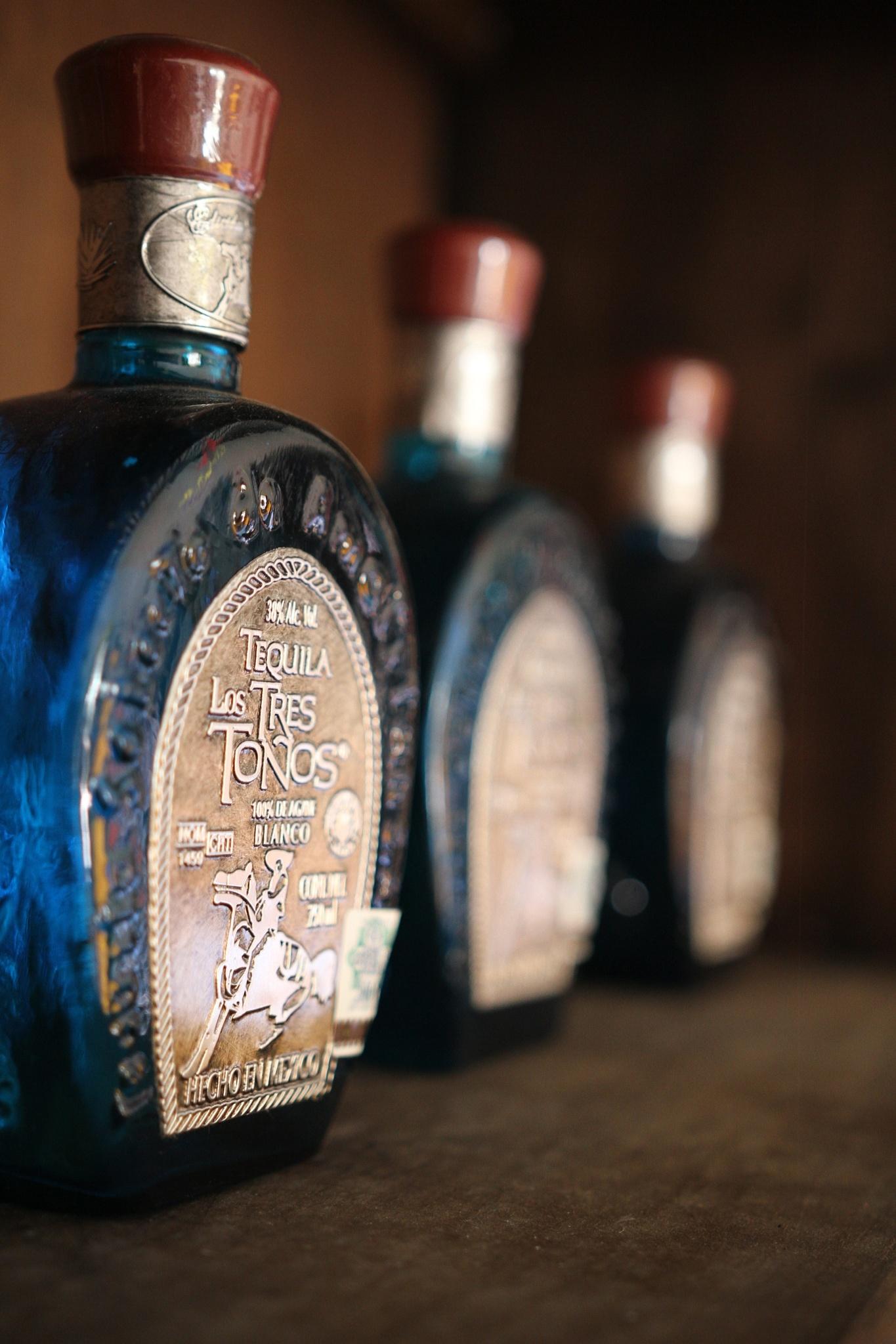 Tequila Los Tres Tonos by Blake Fruia