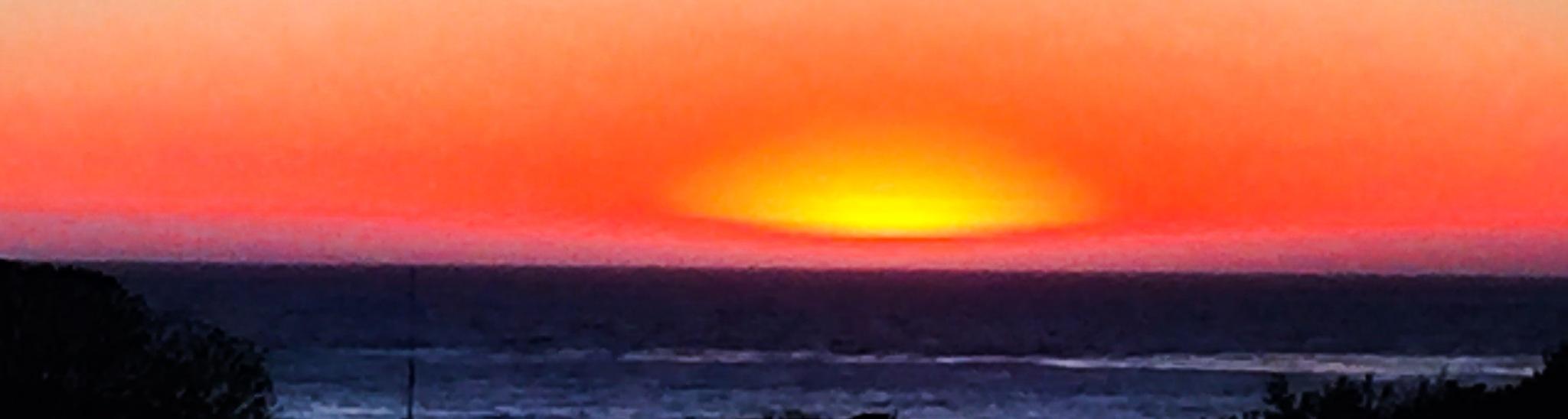 San Simeon Sunset  by 805cameragirl