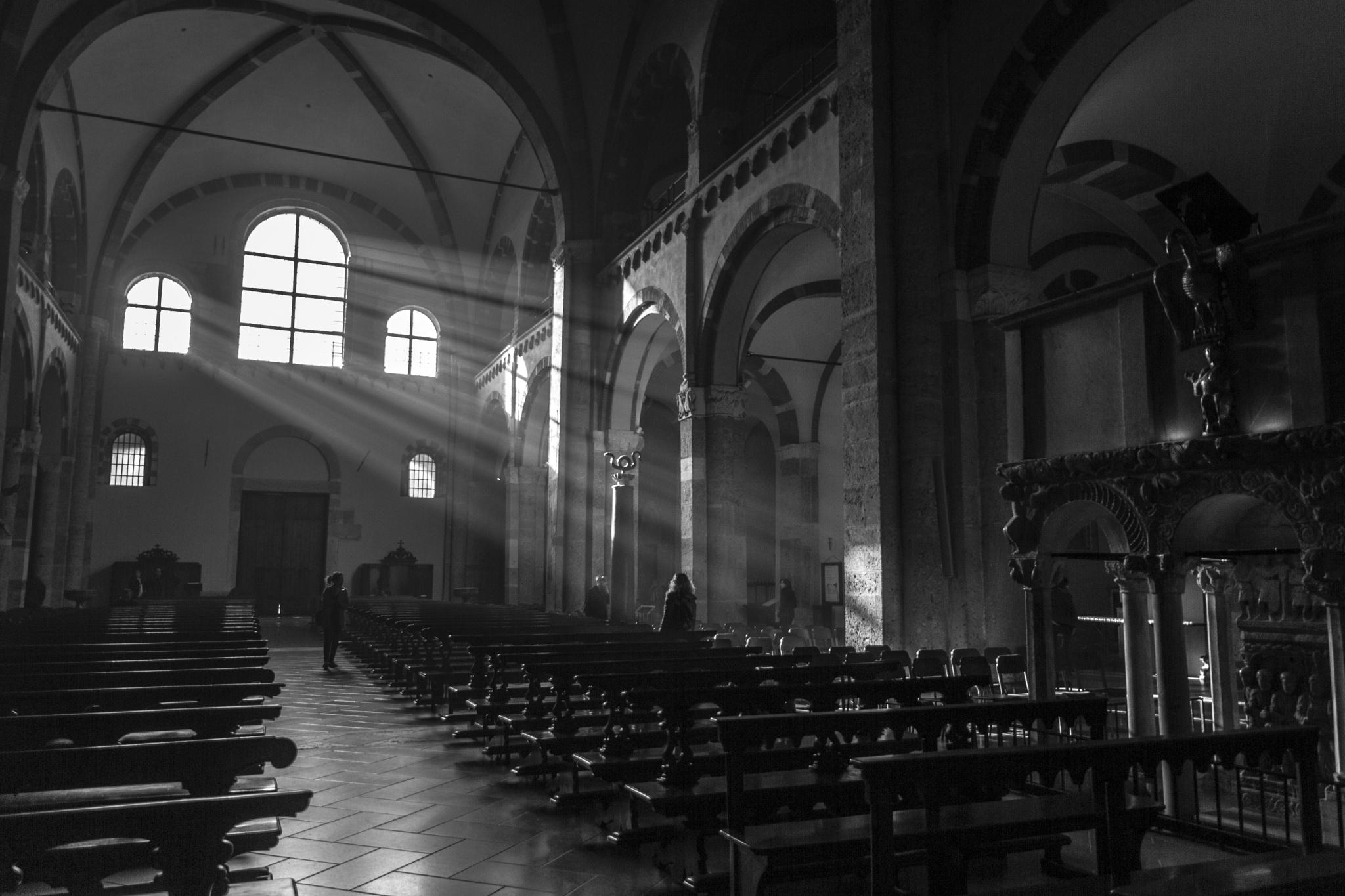 Milan, Basilica di Sant'Ambrogio - 6563 by Storvandre Photography