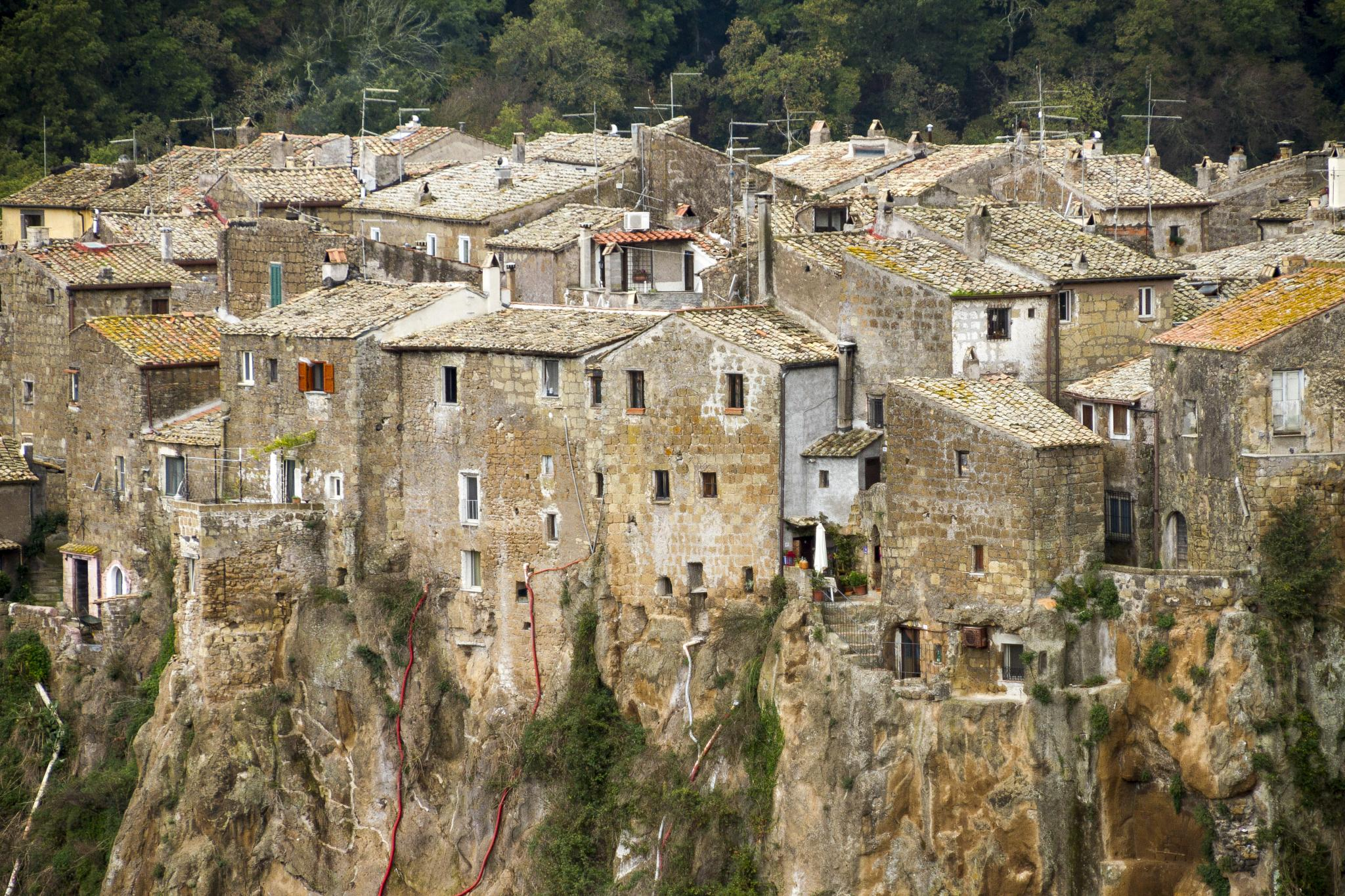 [4042] Calcata by Storvandre Photography