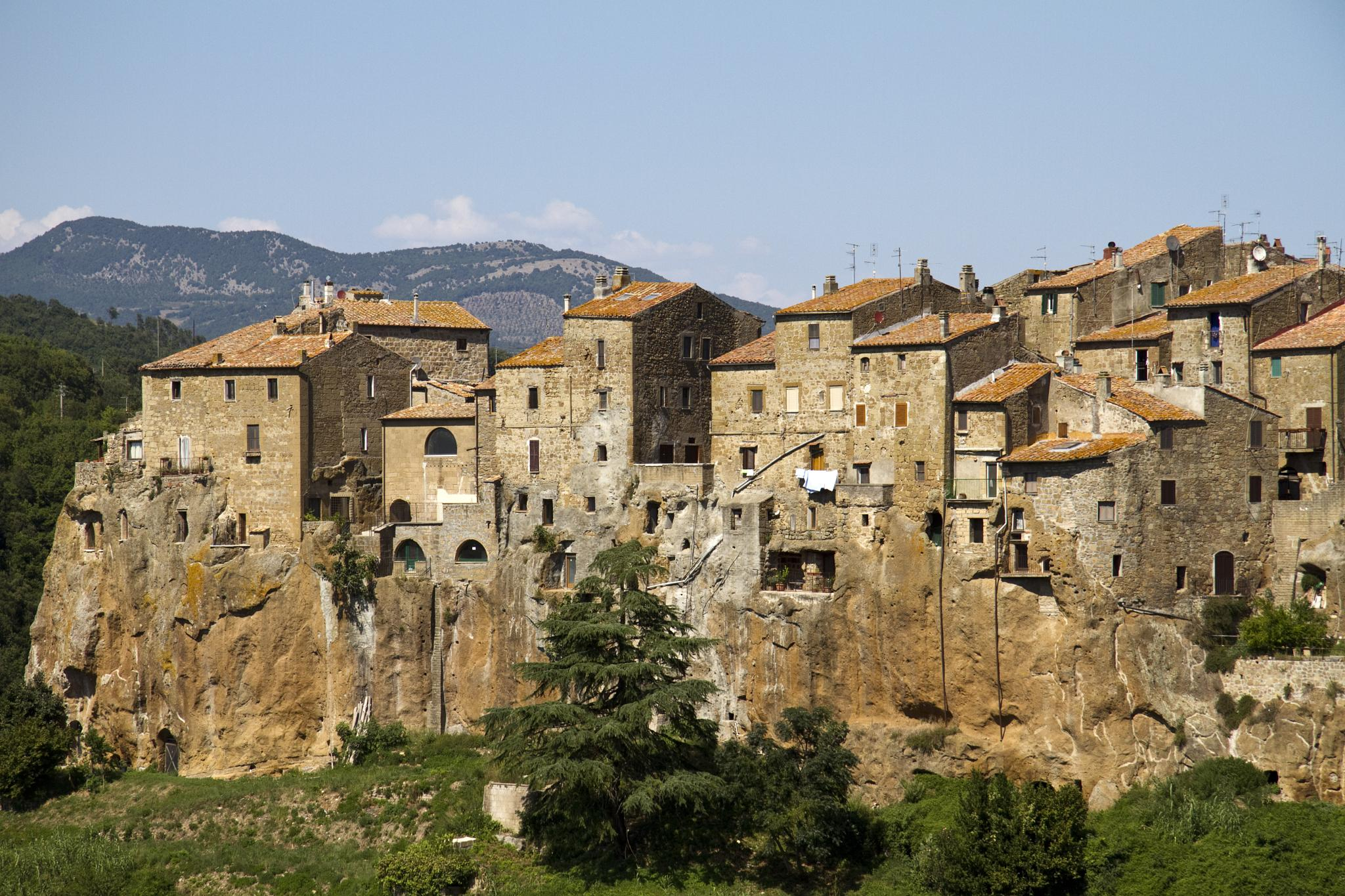 Pitigliano #3 by Storvandre Photography