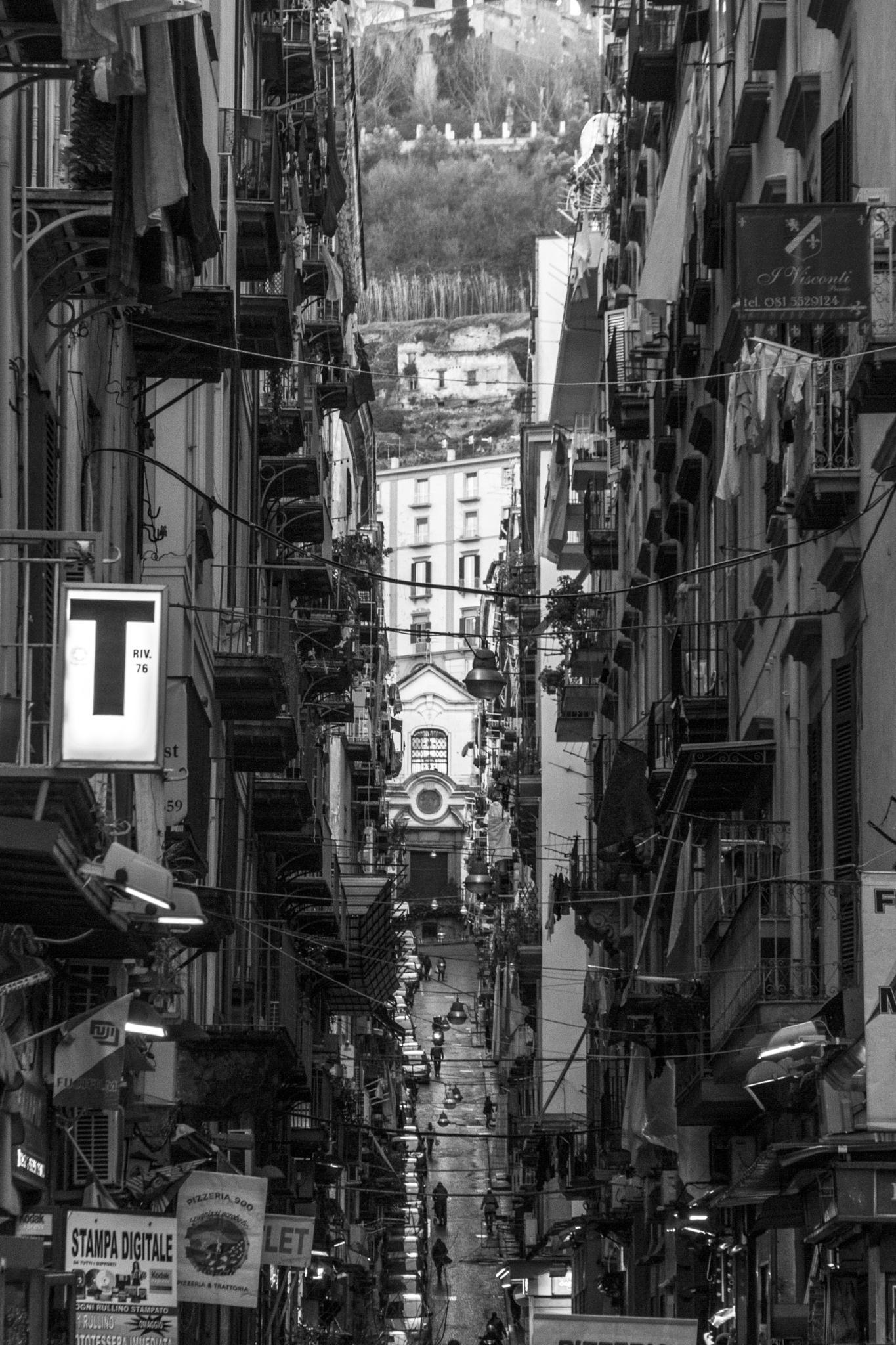 14.4746 - Quartieri Spagnoli by Storvandre Photography