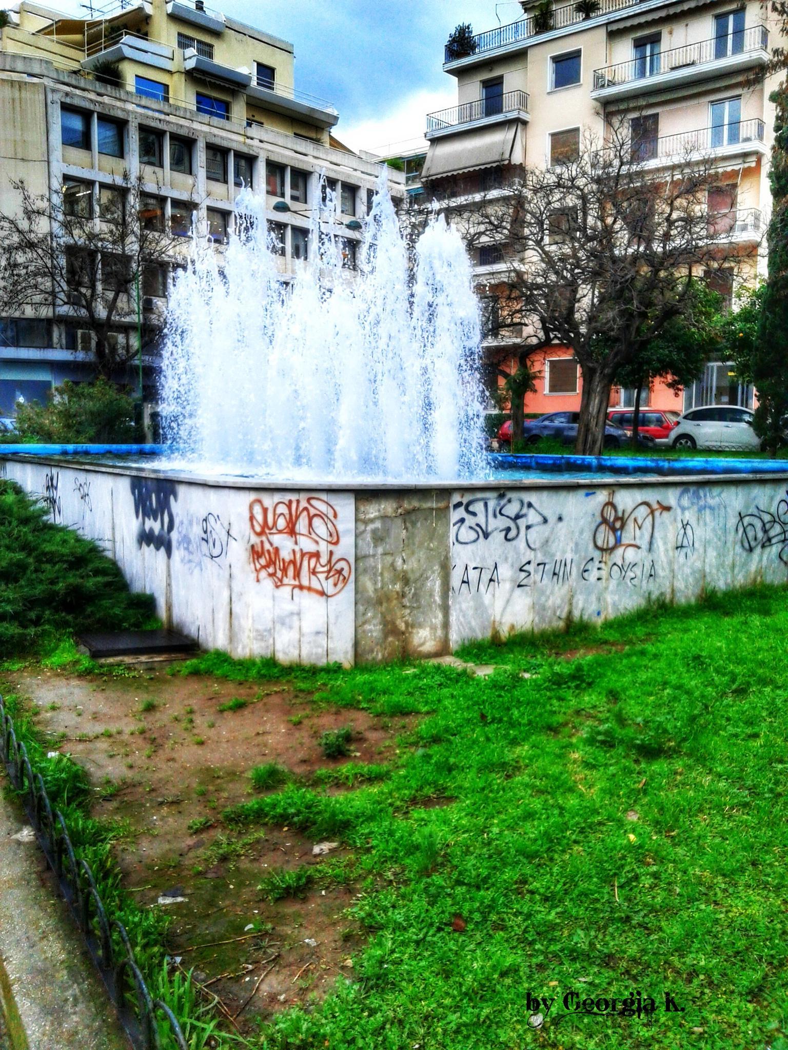 Athens by GeorgiaKom