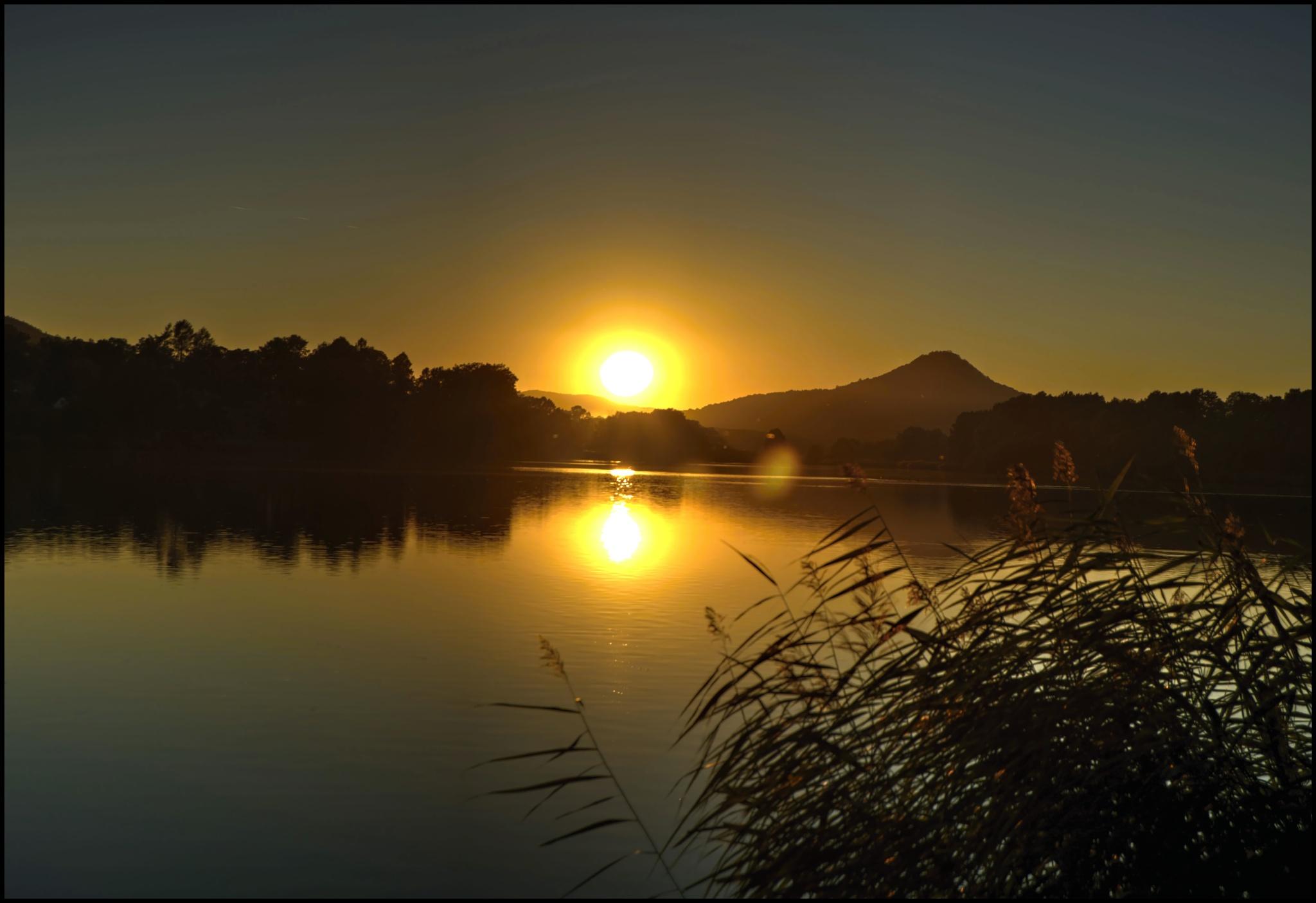 Holanský rybník by Hana