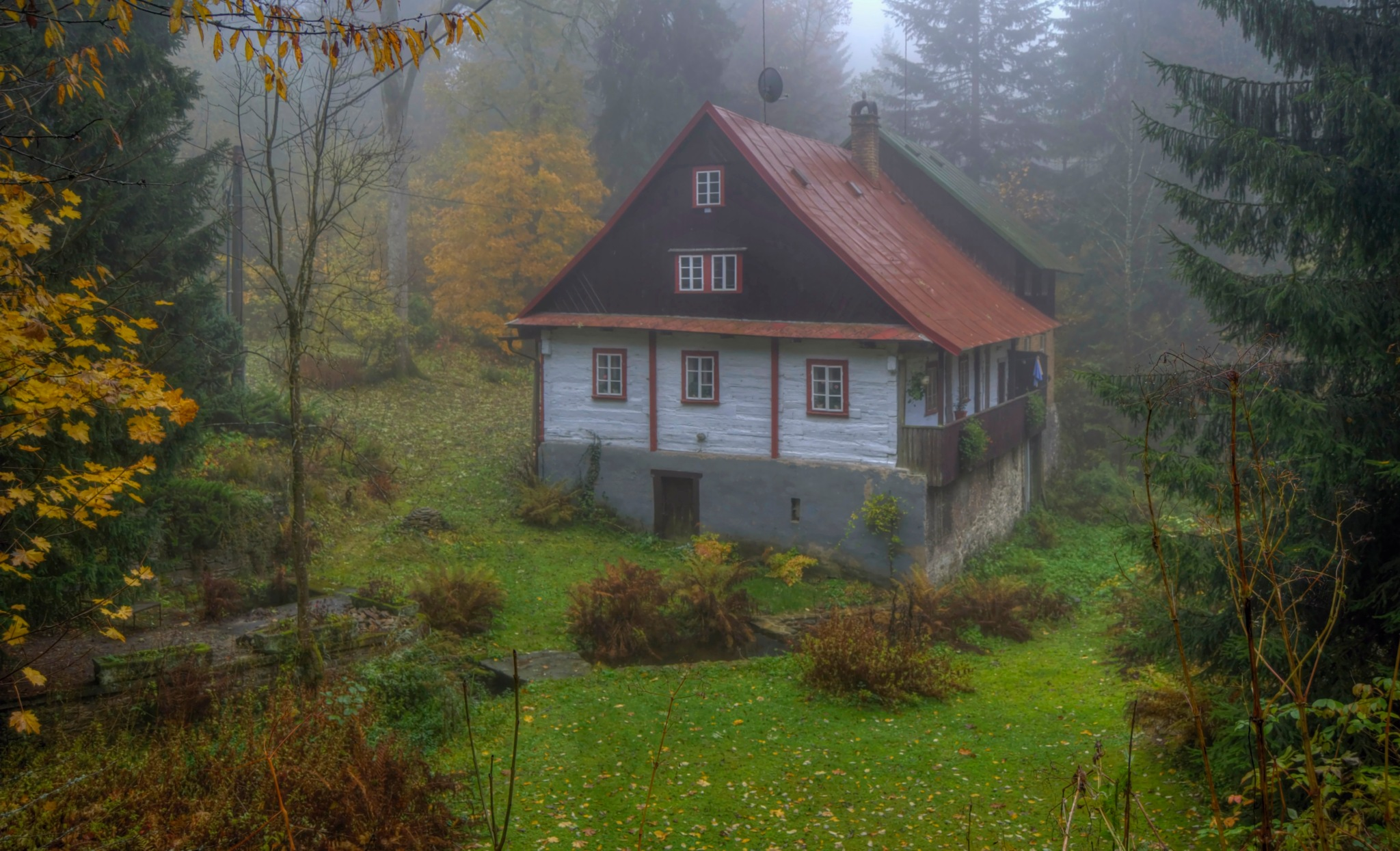 Dům na samotě by Hana