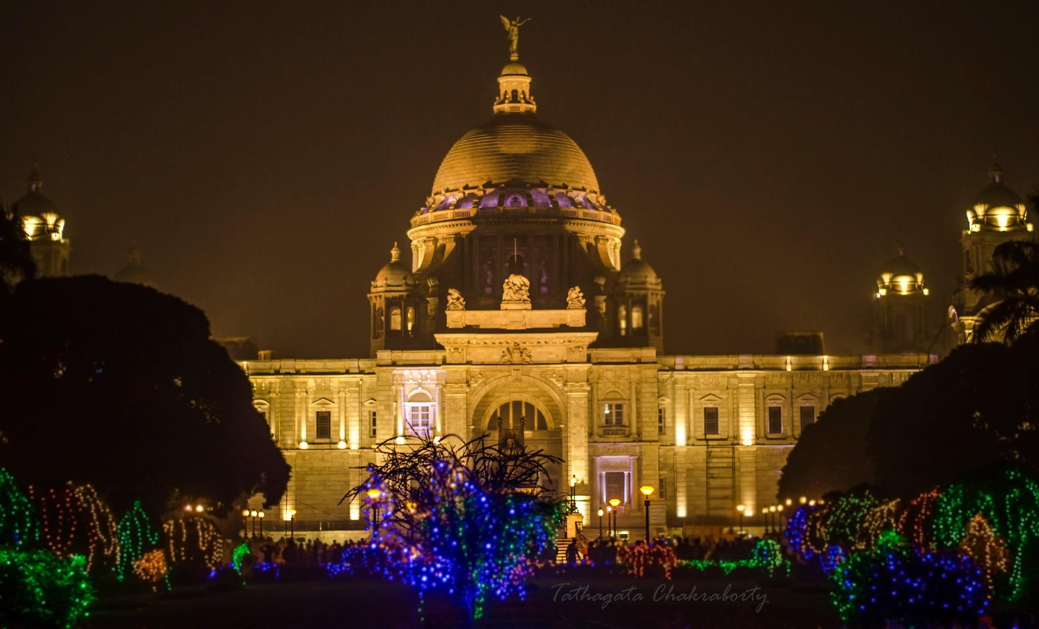 Victoria Memorial Hall by tatha89