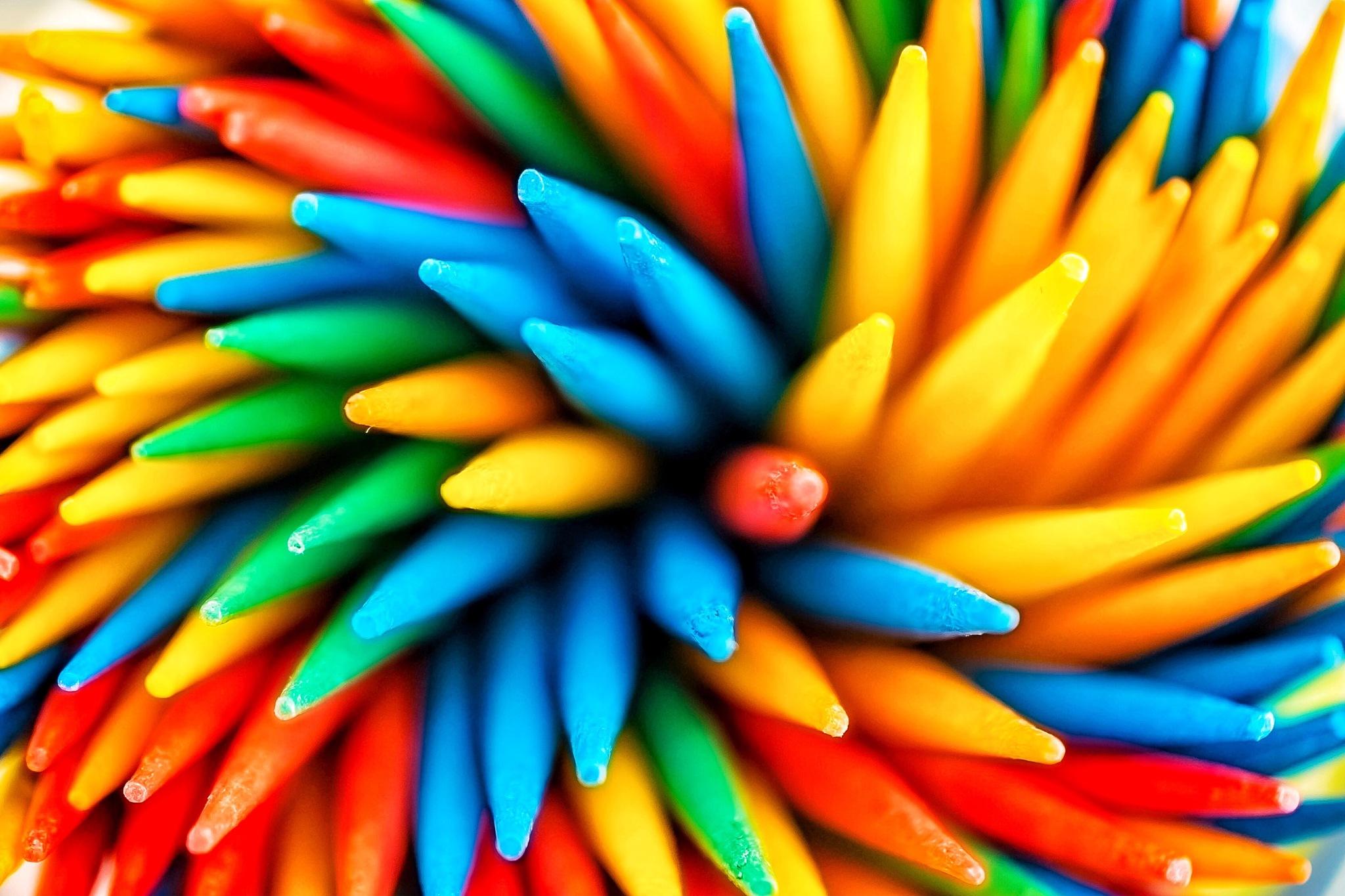 Rainbow Picks by Hoffler Pictorials