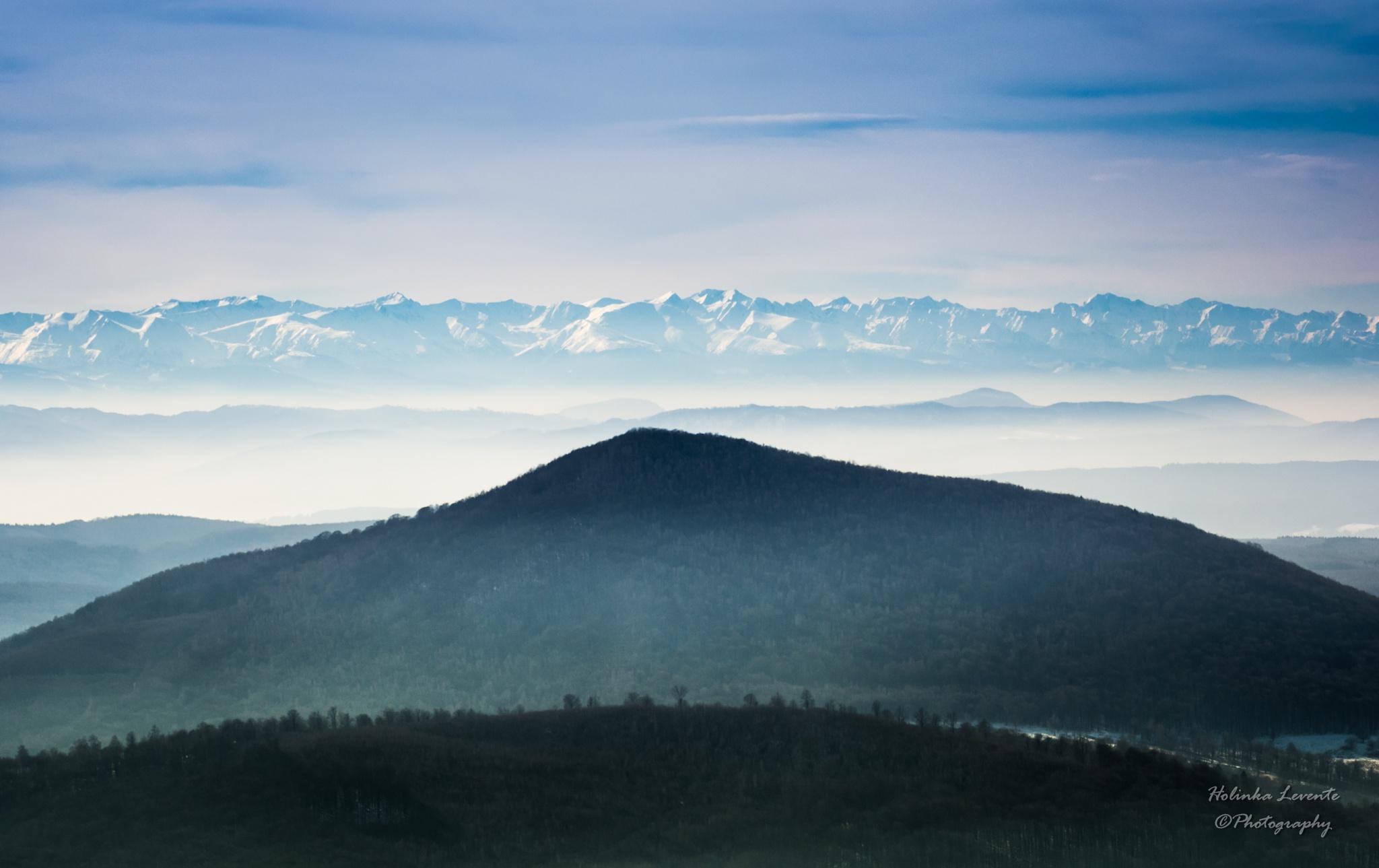 Far, far away... by Holinka Levente