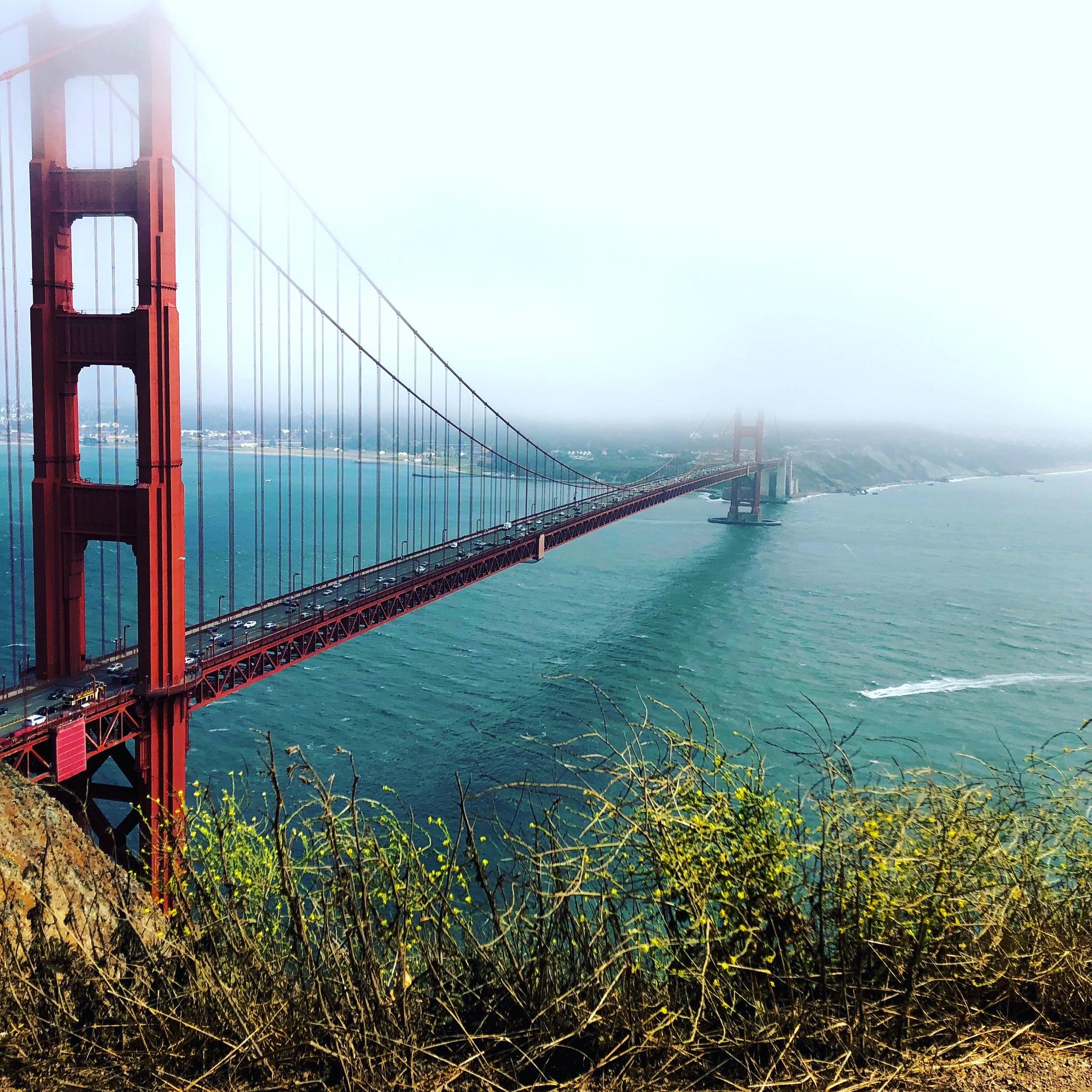 Golden Gate by HKS Images