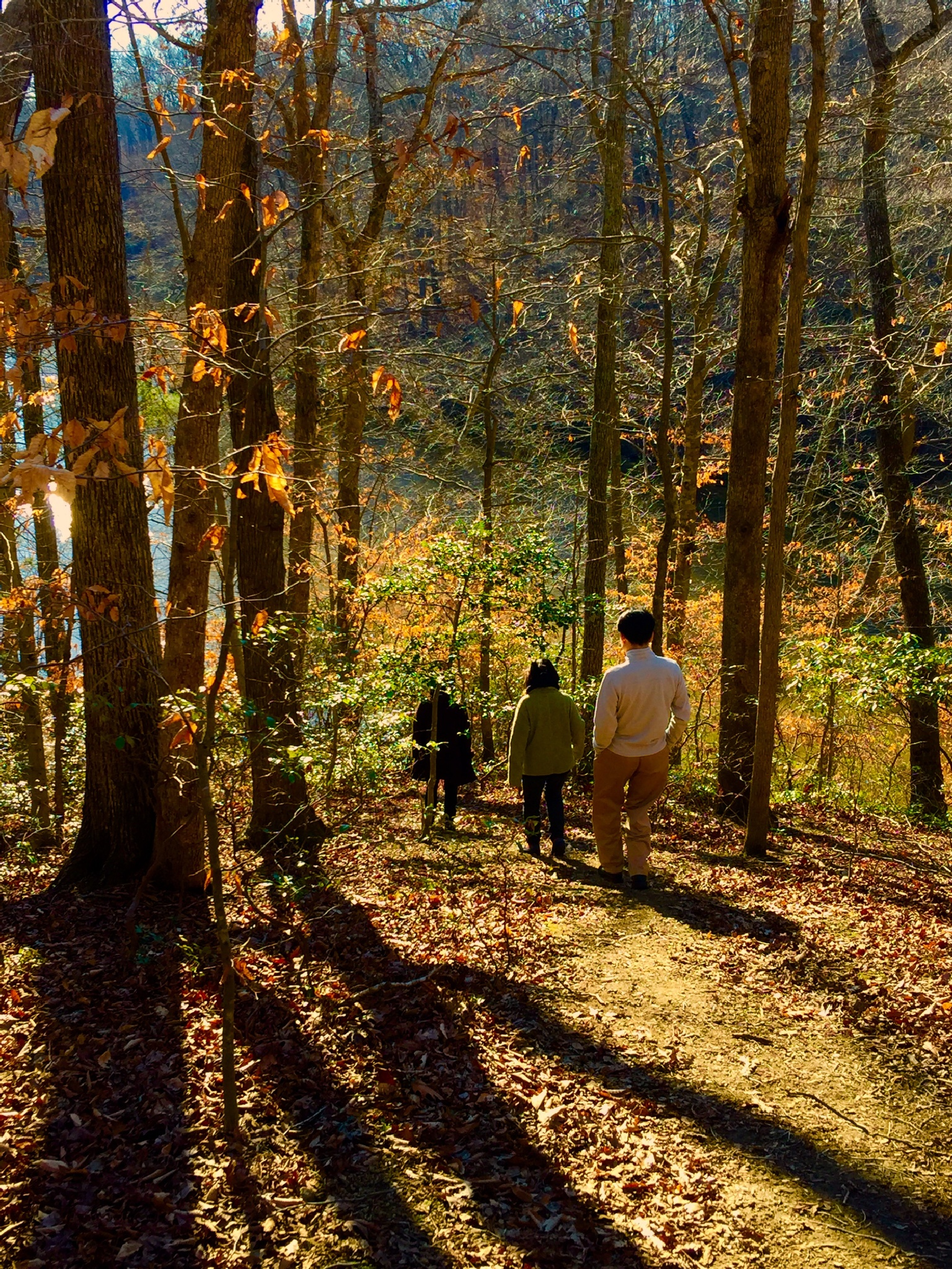 Fall Hiking by HKS Images