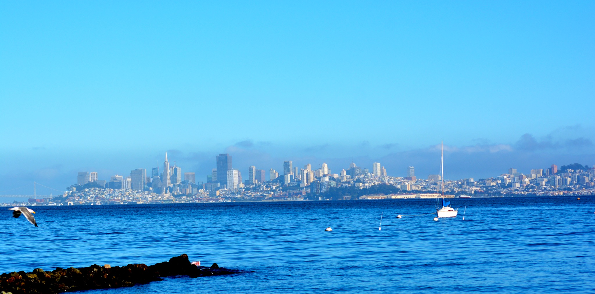 City by the Bay by HKS Images