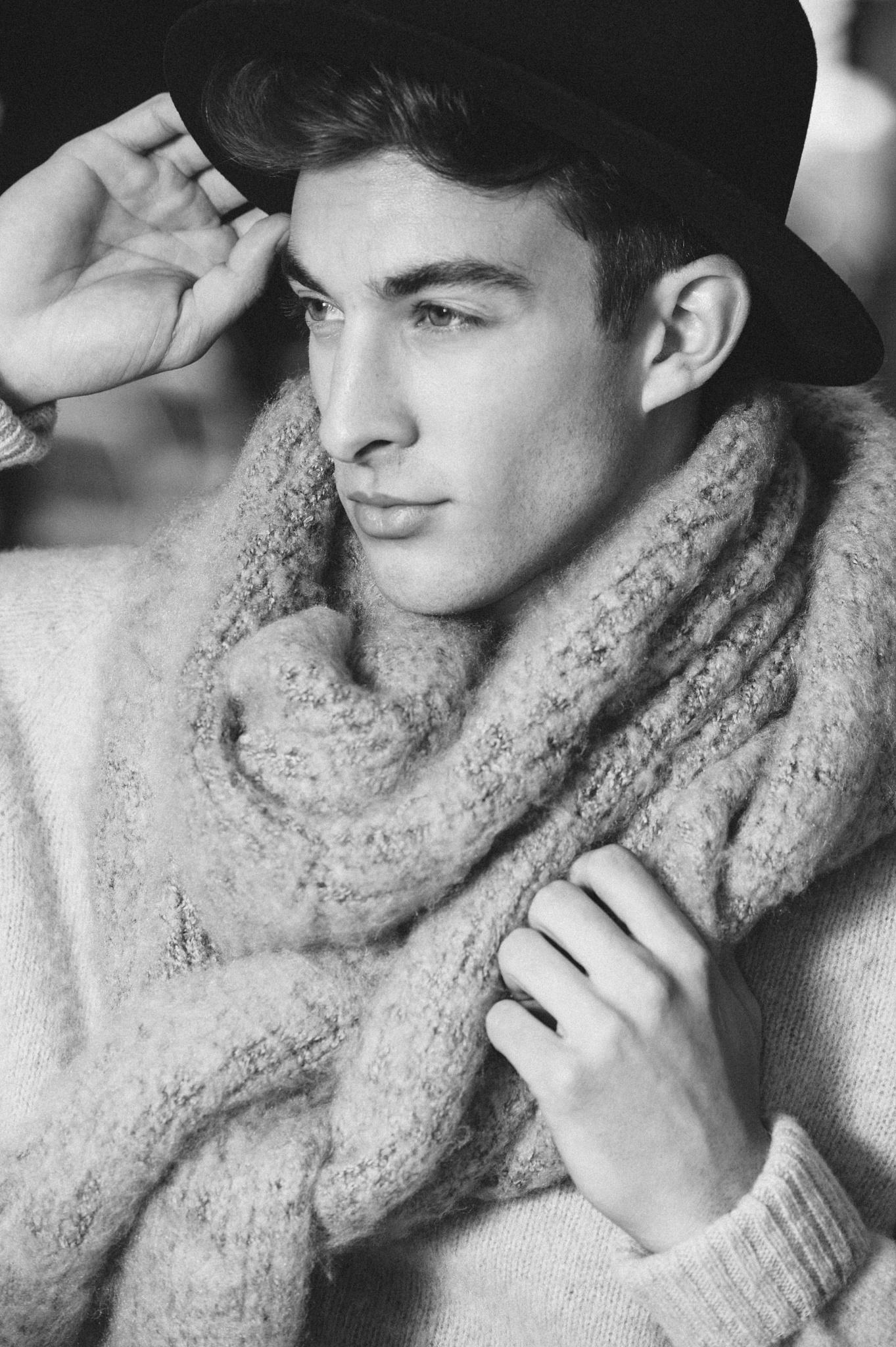 Male Fashion Editorial by Edward Fernandez