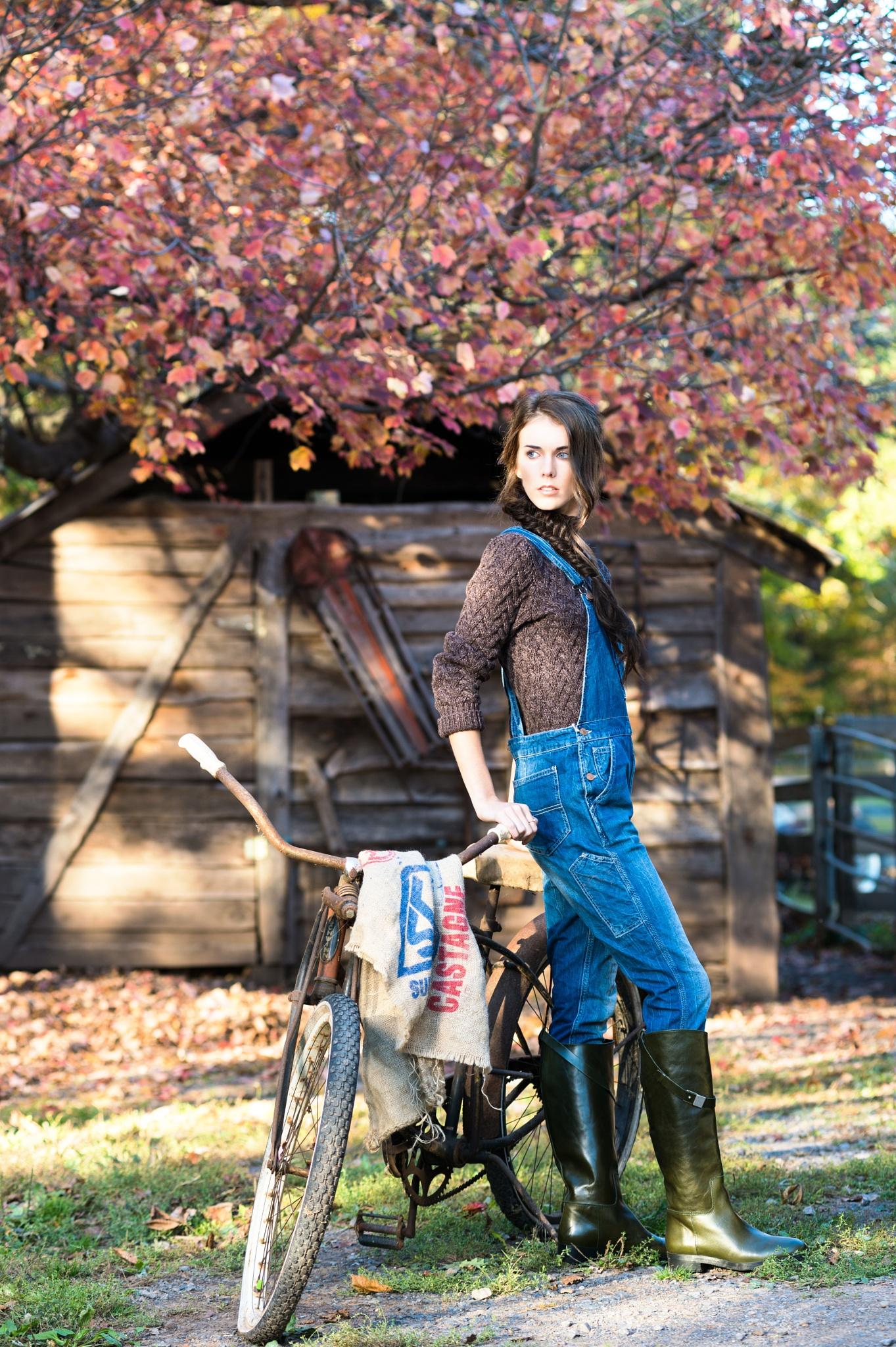 Country Chic - Editorial by Edward Fernandez