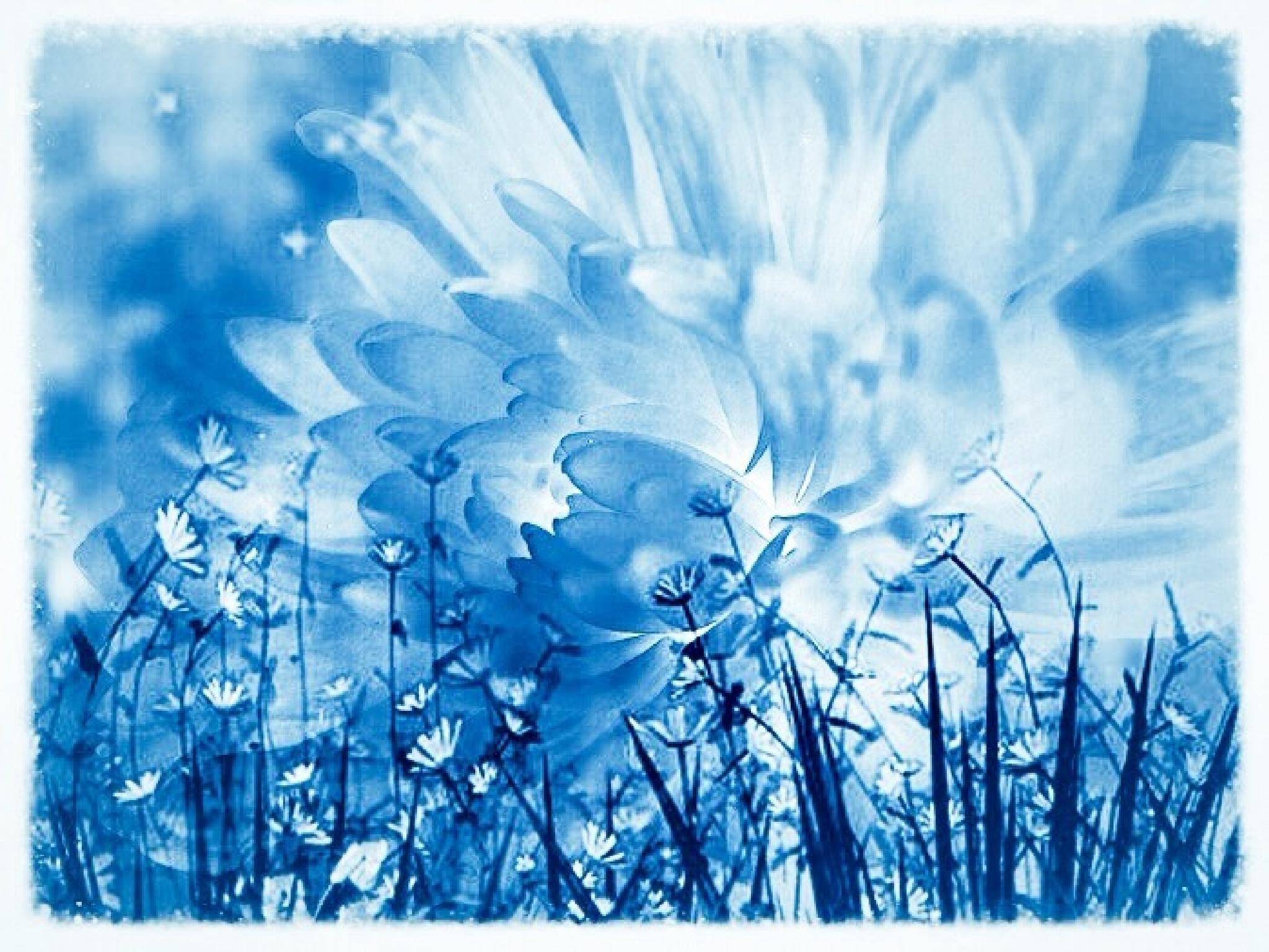 Something Blue by Brenda Boisvert