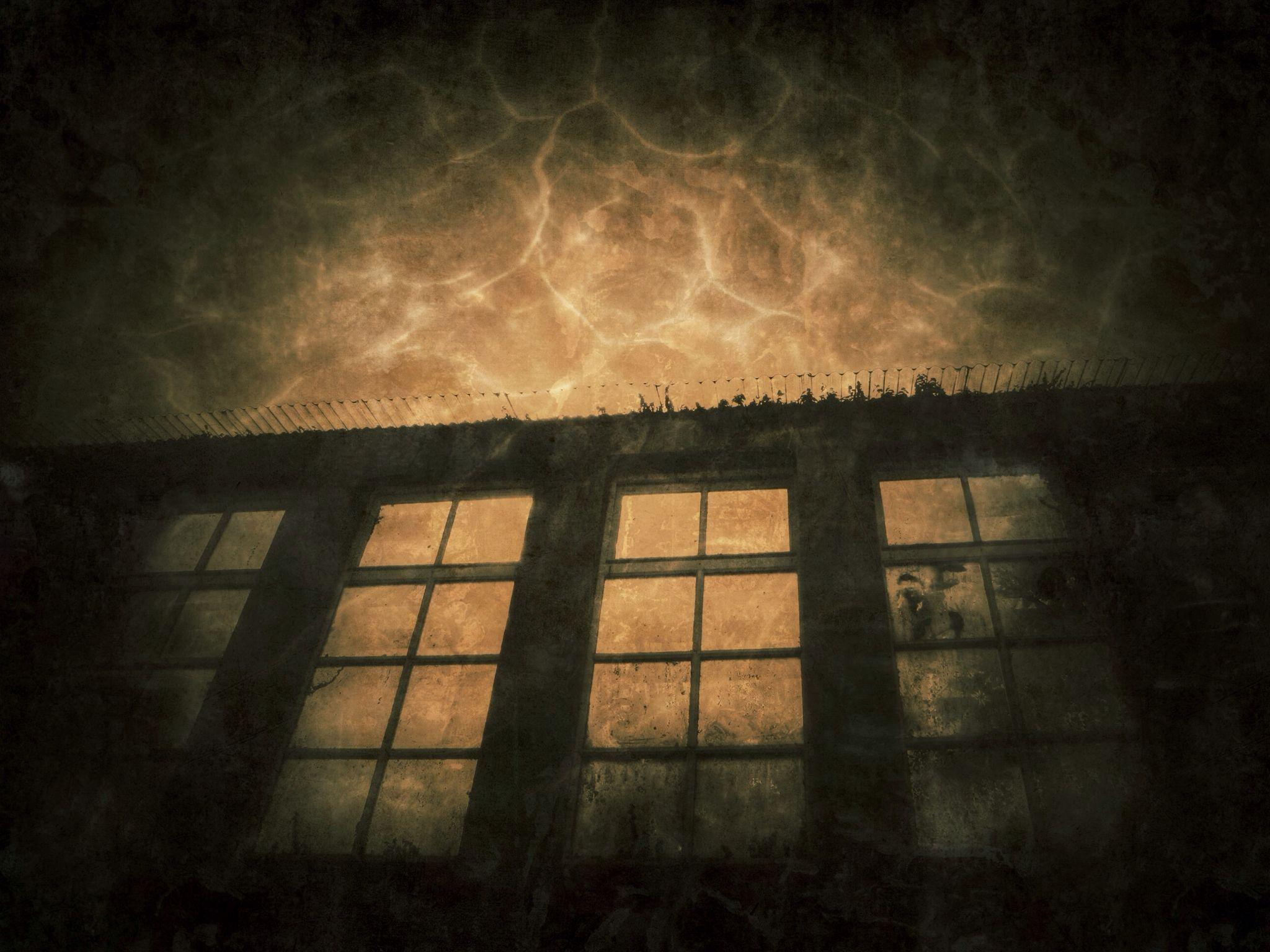 Vision d'un chaos intérieur  by miminepo