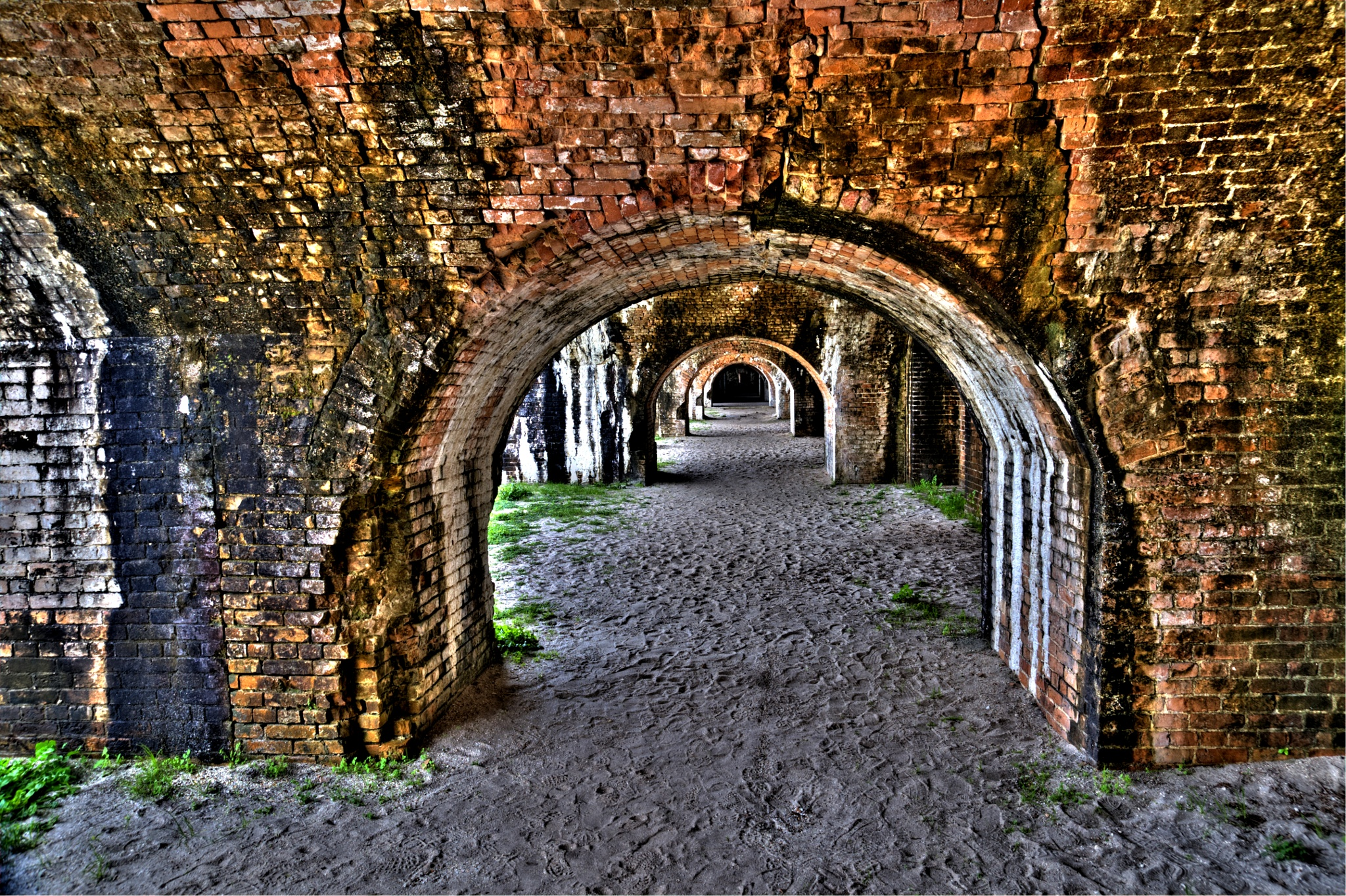 """""""Fort Pickens"""" by PeterMichael"""