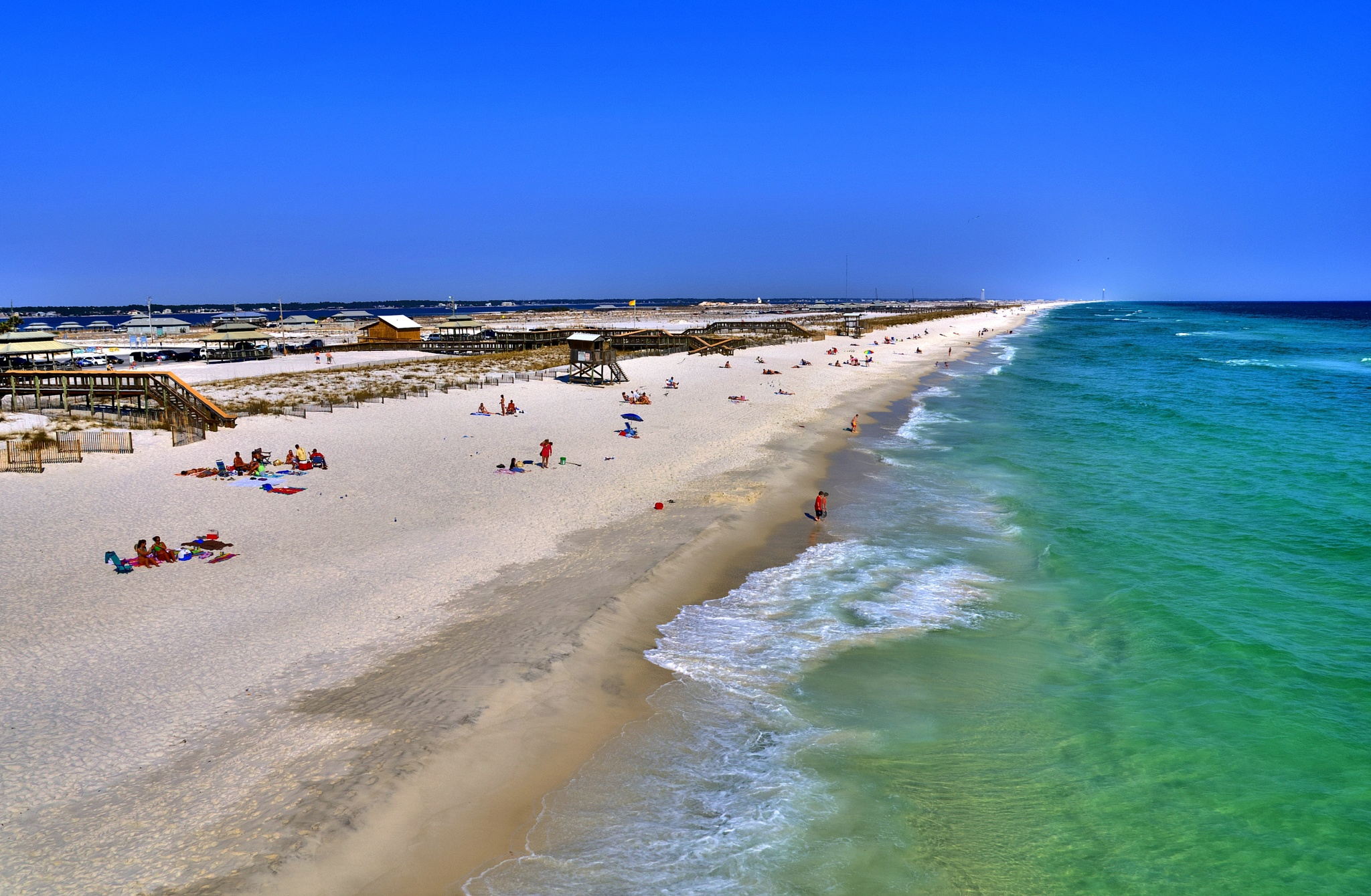 """Navarre Beach, Florida"" by PeterMichael"