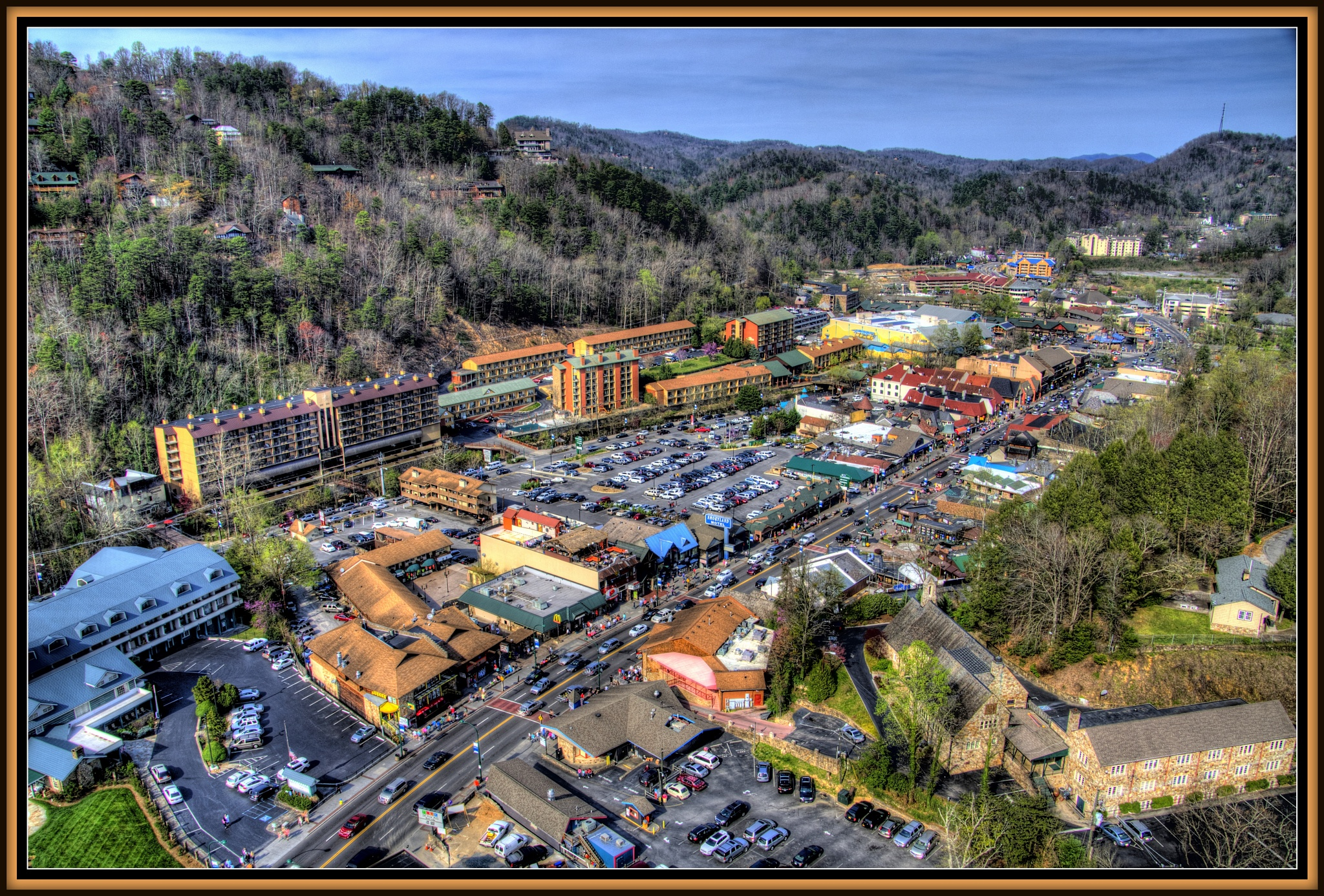 """Gatlinburg Tennessee"" by PeterMichael"