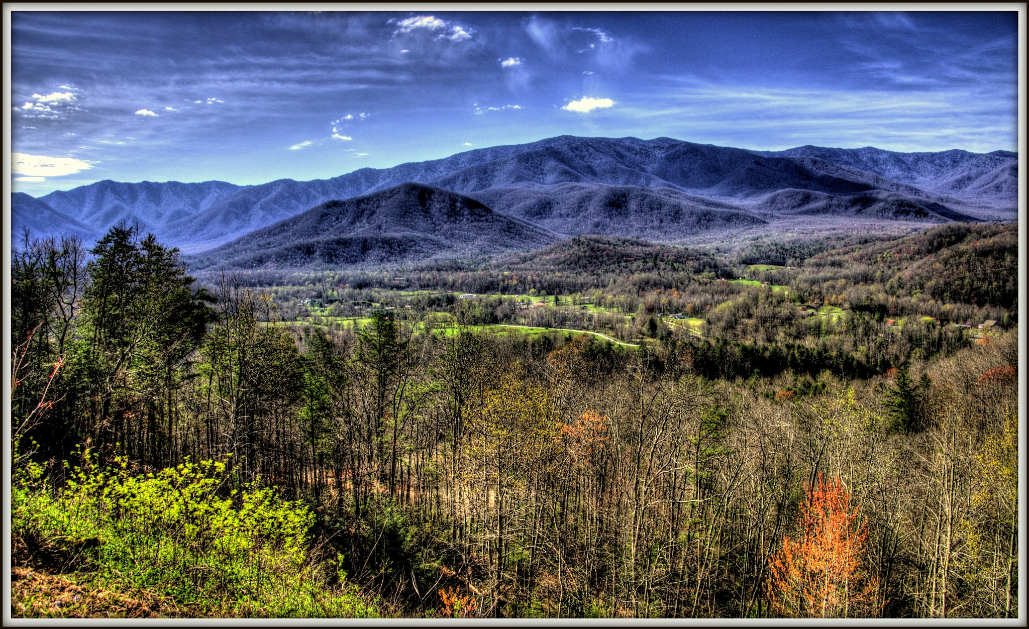 Great Smoky Mountains by PeterMichael