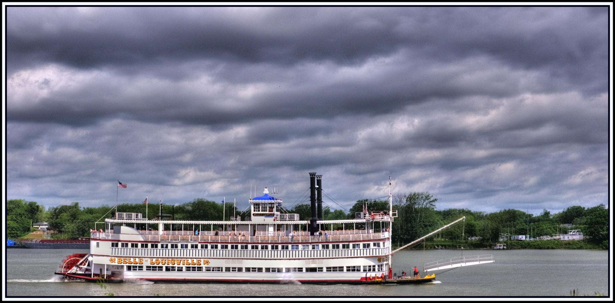 """""""The Belle Of Louisville"""" by PeterMichael"""