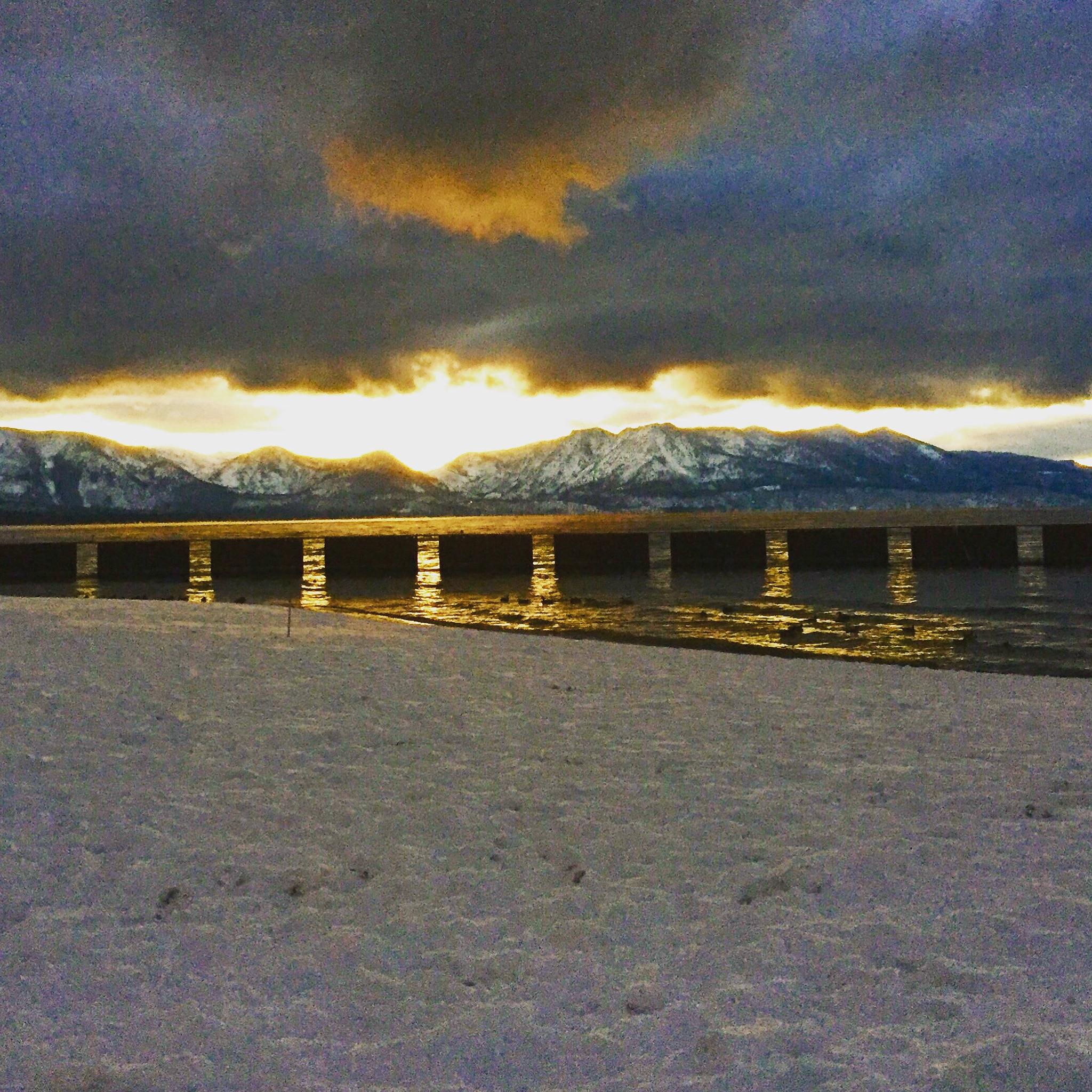 Night shoot of Lake Tahoe  by Best4u Photography