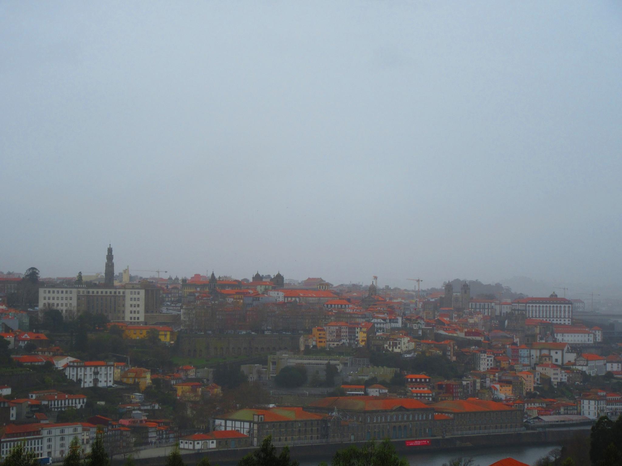 'Mist in Oporto' by BigstudWolf ArtS