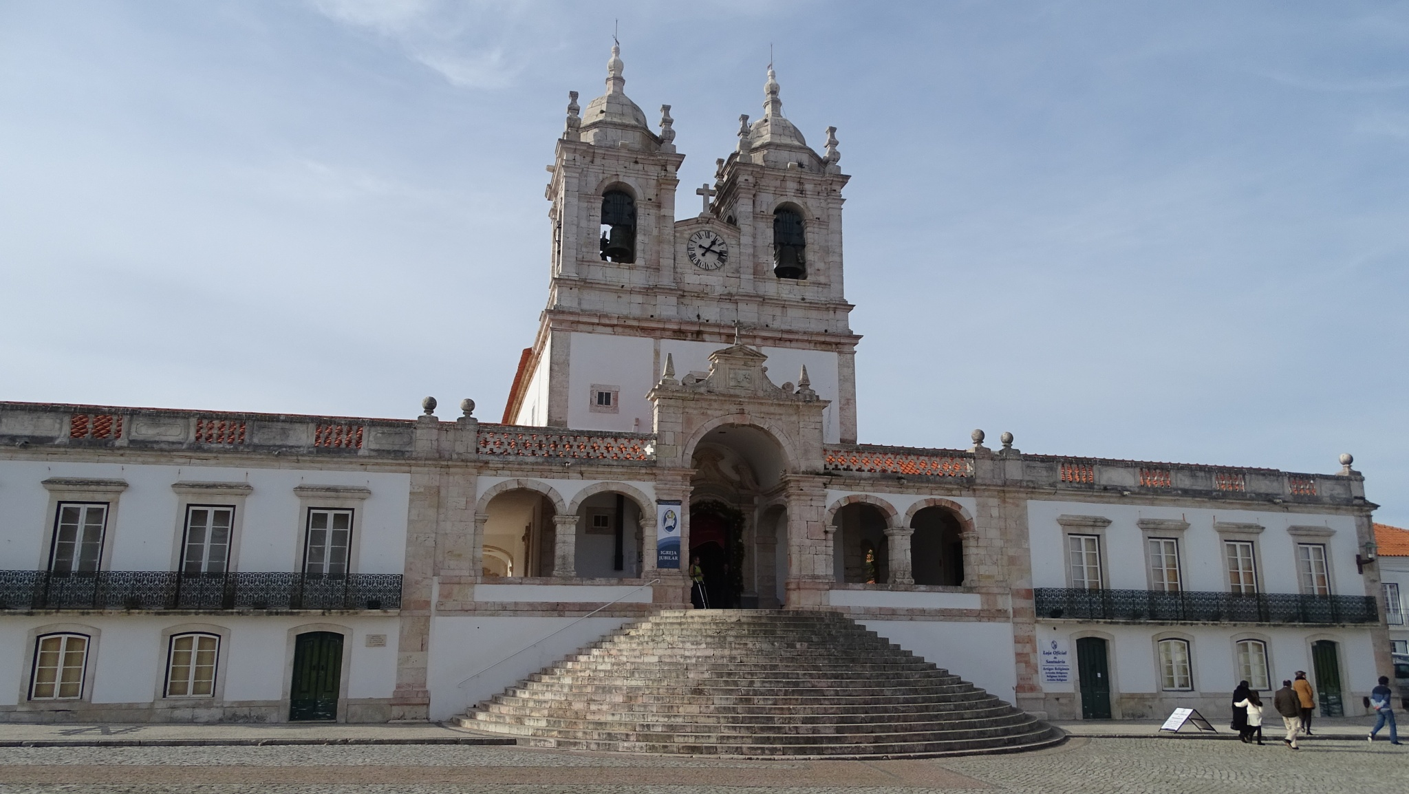 Photo in Architecture #nazaré #cathedral #church #nazaré church #portugal