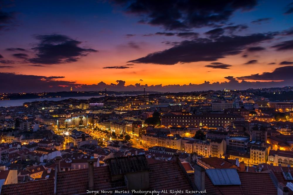Lisboa by Jorge Murias