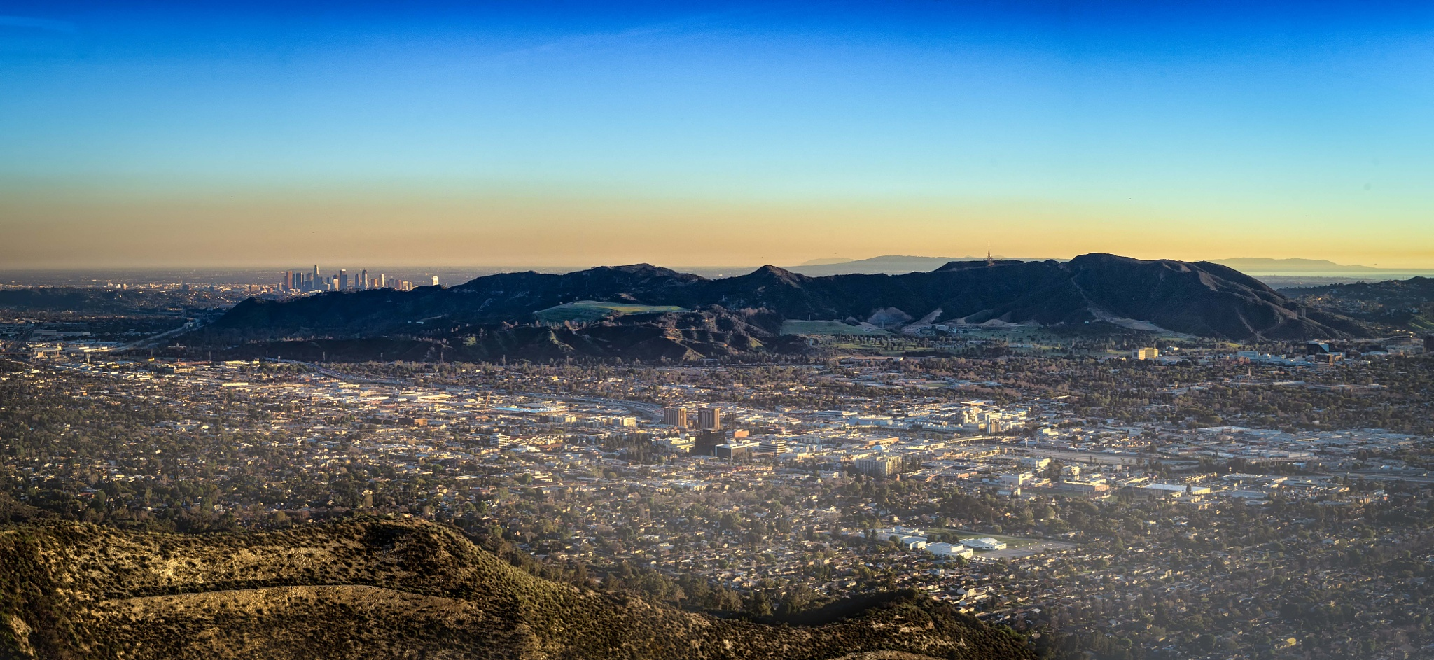 Los Angeles Basin by ReaperScoob Photography