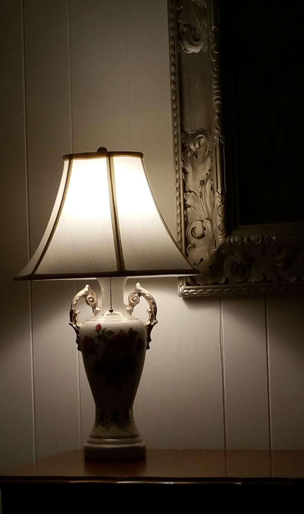 Lonely night by Trisha Crank