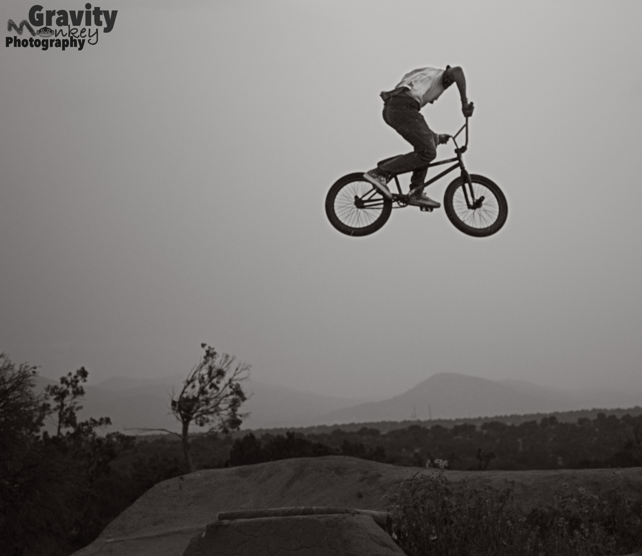 BMX Fly By by GravityMonkeyPhotography