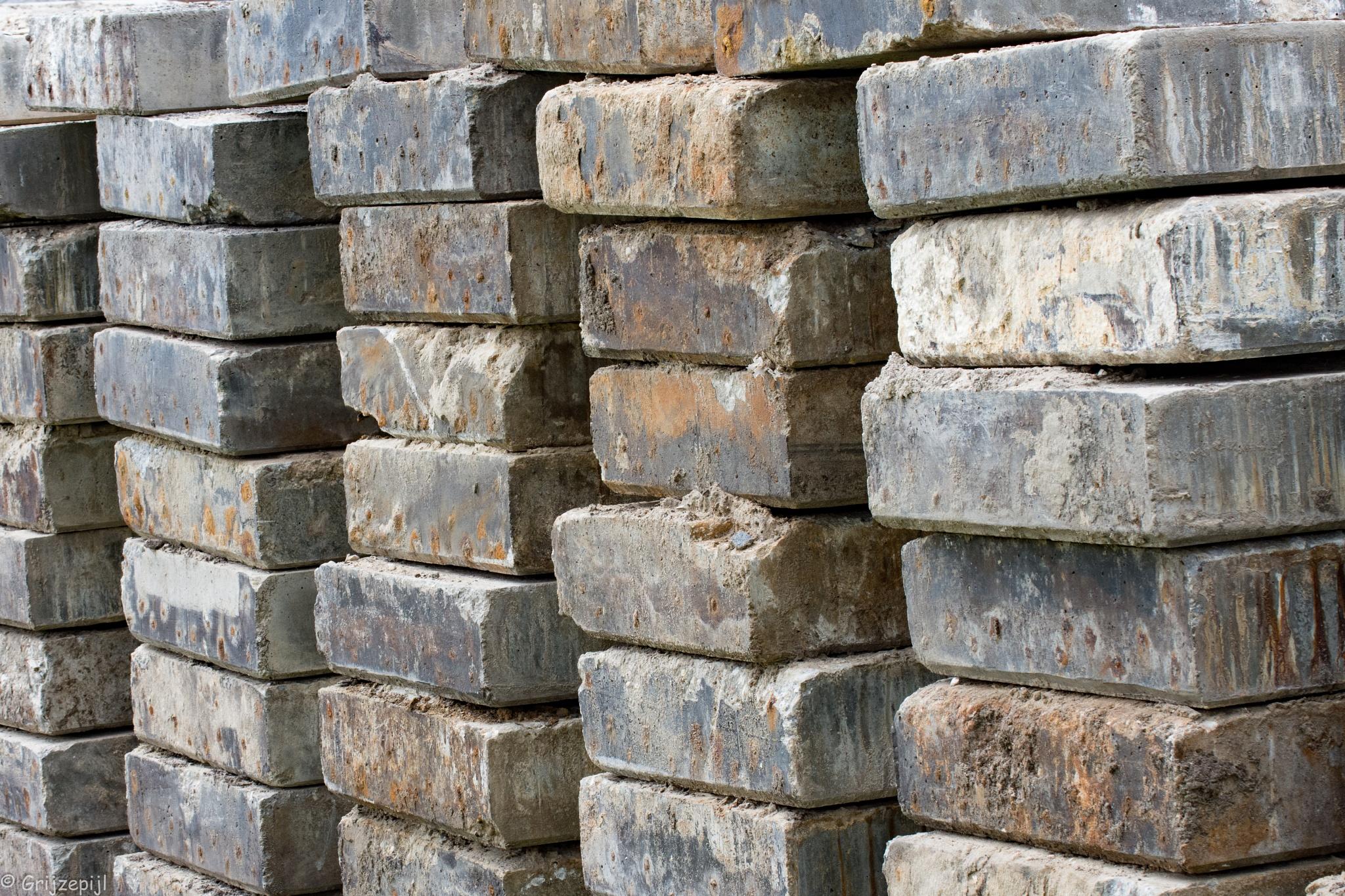 Heavy blocks by        ETWEL © Fotografie