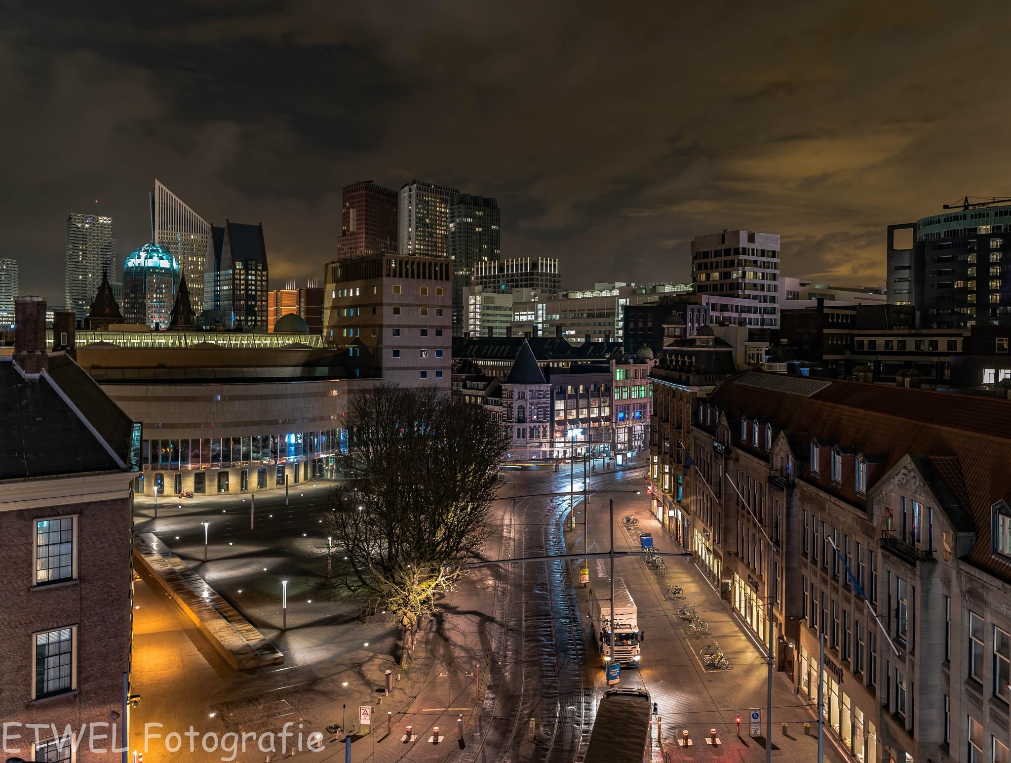 Den Haag 06:30 am by ETWEL