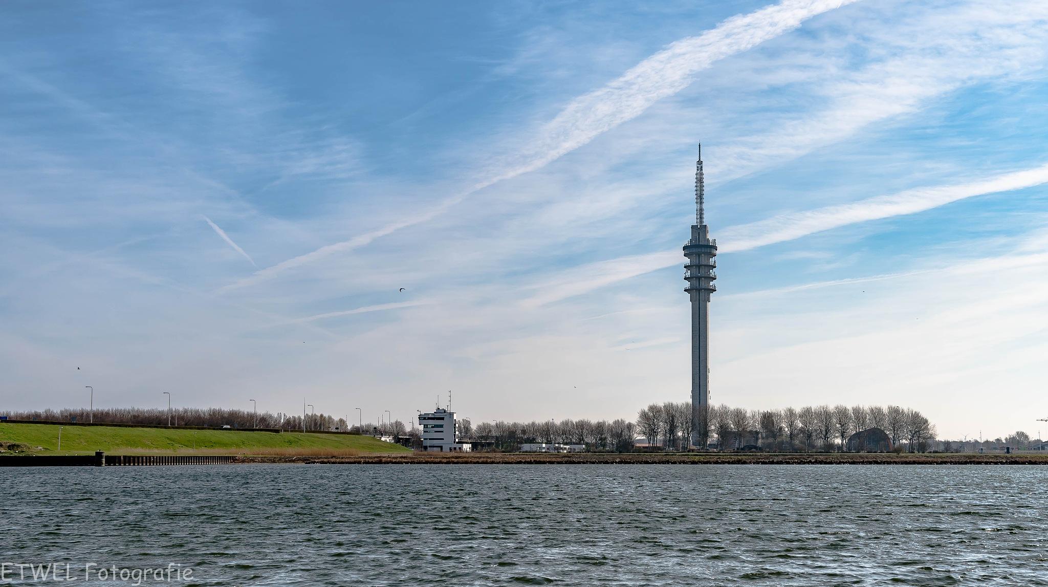 Telecom Tower by ETWEL