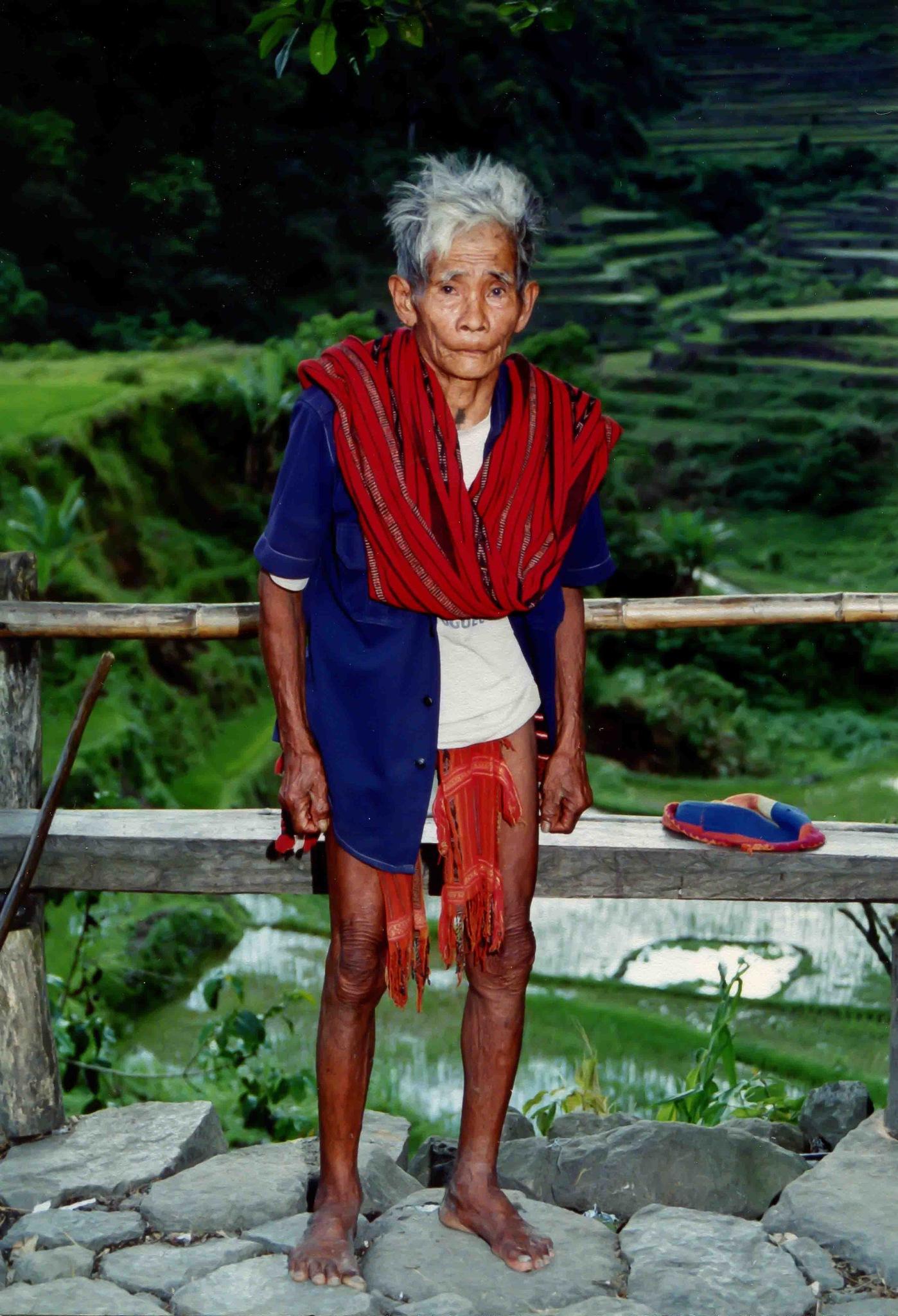 Man of Banaue by kpharney