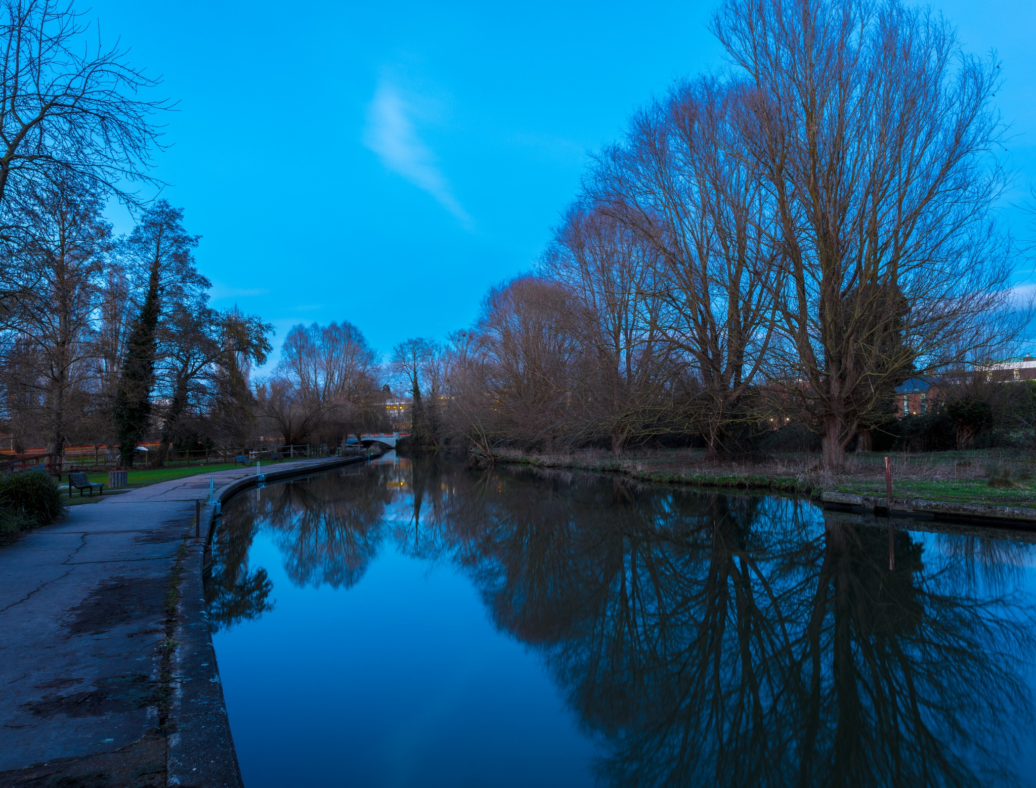 River Cam by kpharney